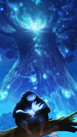 Ori and the Blind Forest, GDC Awards 2016, PC, PS 4, Xbox One (vertical)