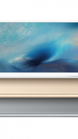 iPad Pro, apple (vertical)