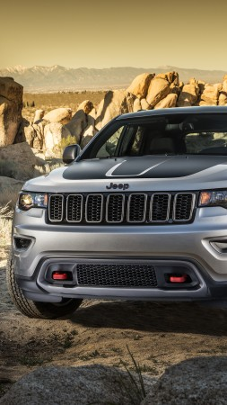 Jeep Grand Cherokee Trailhawk, NYIAS 2016, suv (vertical)