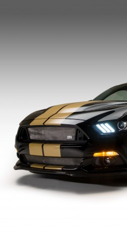 Ford Shelby GT-H, NYIAS 2016, coupe (vertical)