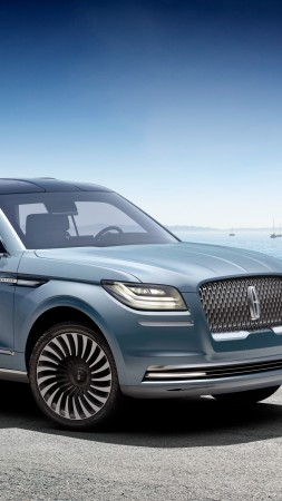 Lincoln Navigator, NYIAS 2016, SUV (vertical)