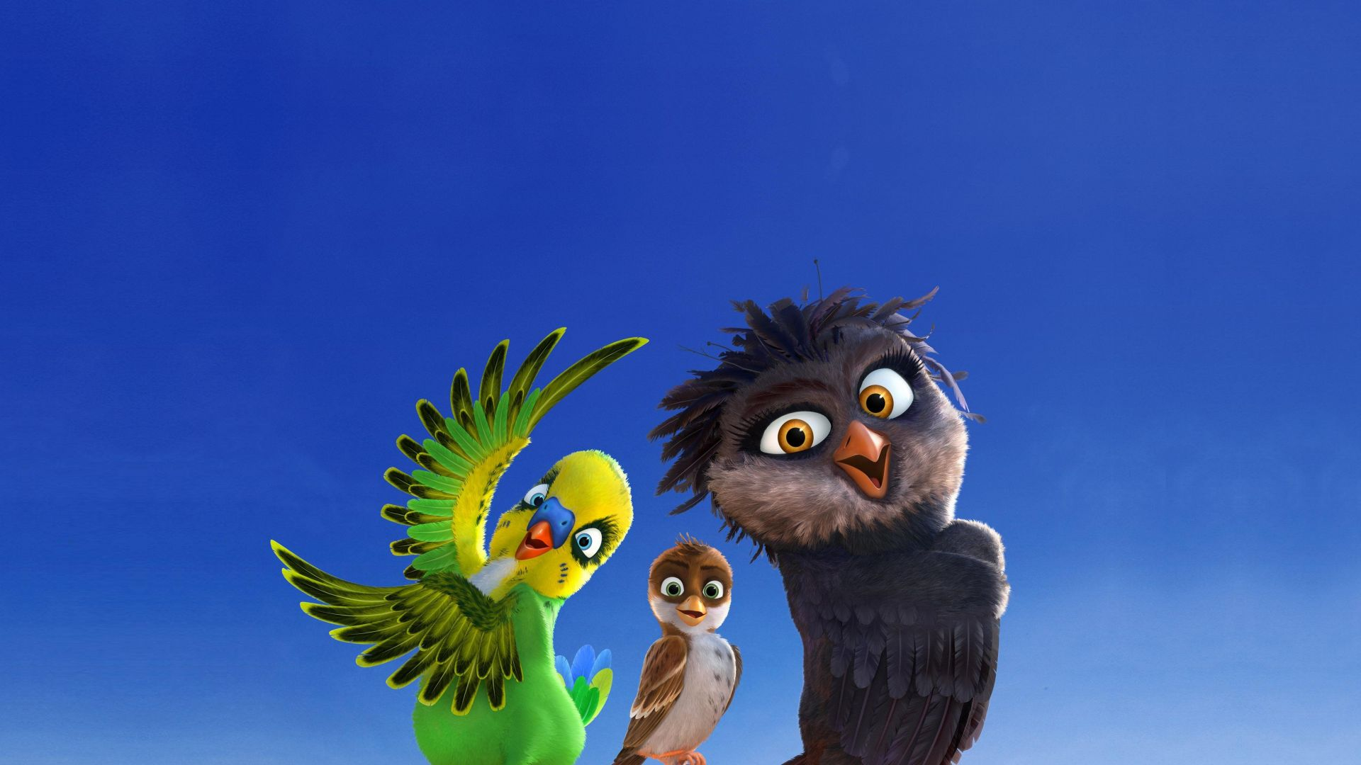 Richard the Stork, birds, Best Animation Movies of 2016 (horizontal)