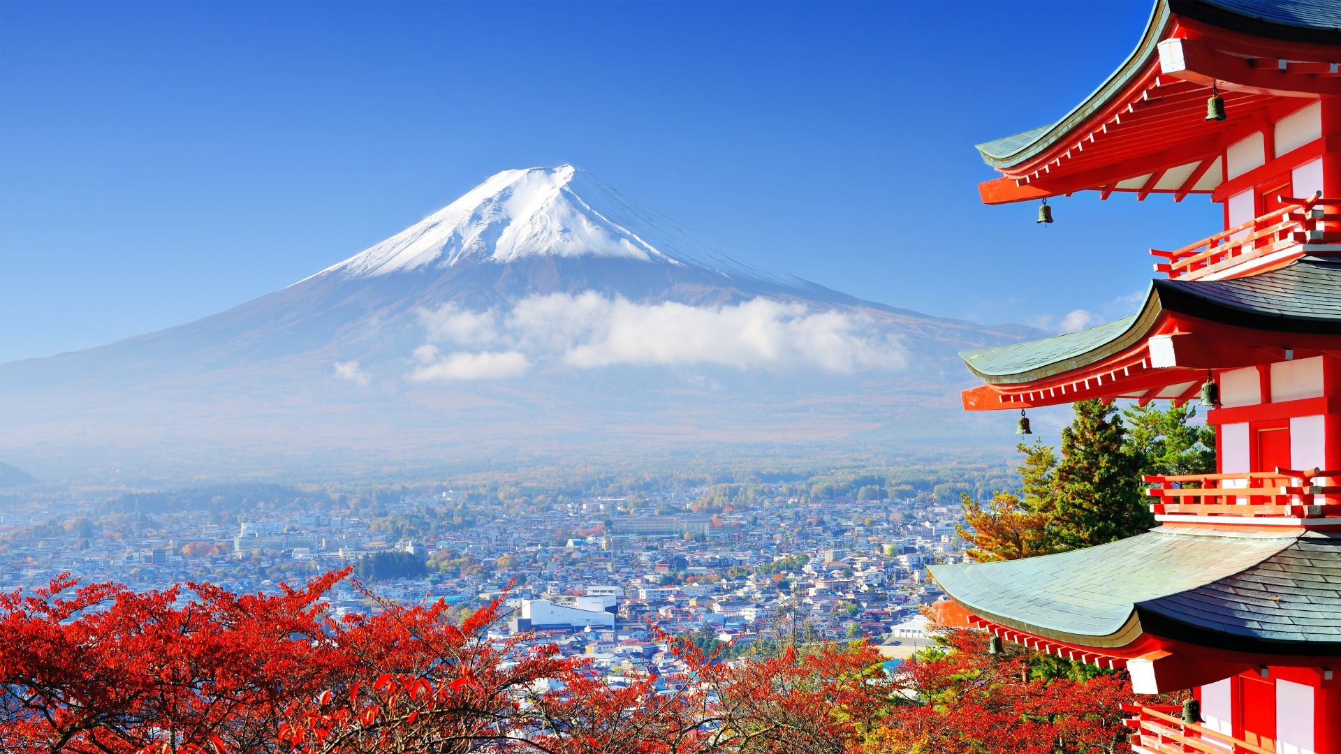 fuji, 4k, HD wallpaper, japan, travel, tourism, National Geographic Traveler Photo Contest (horizontal)