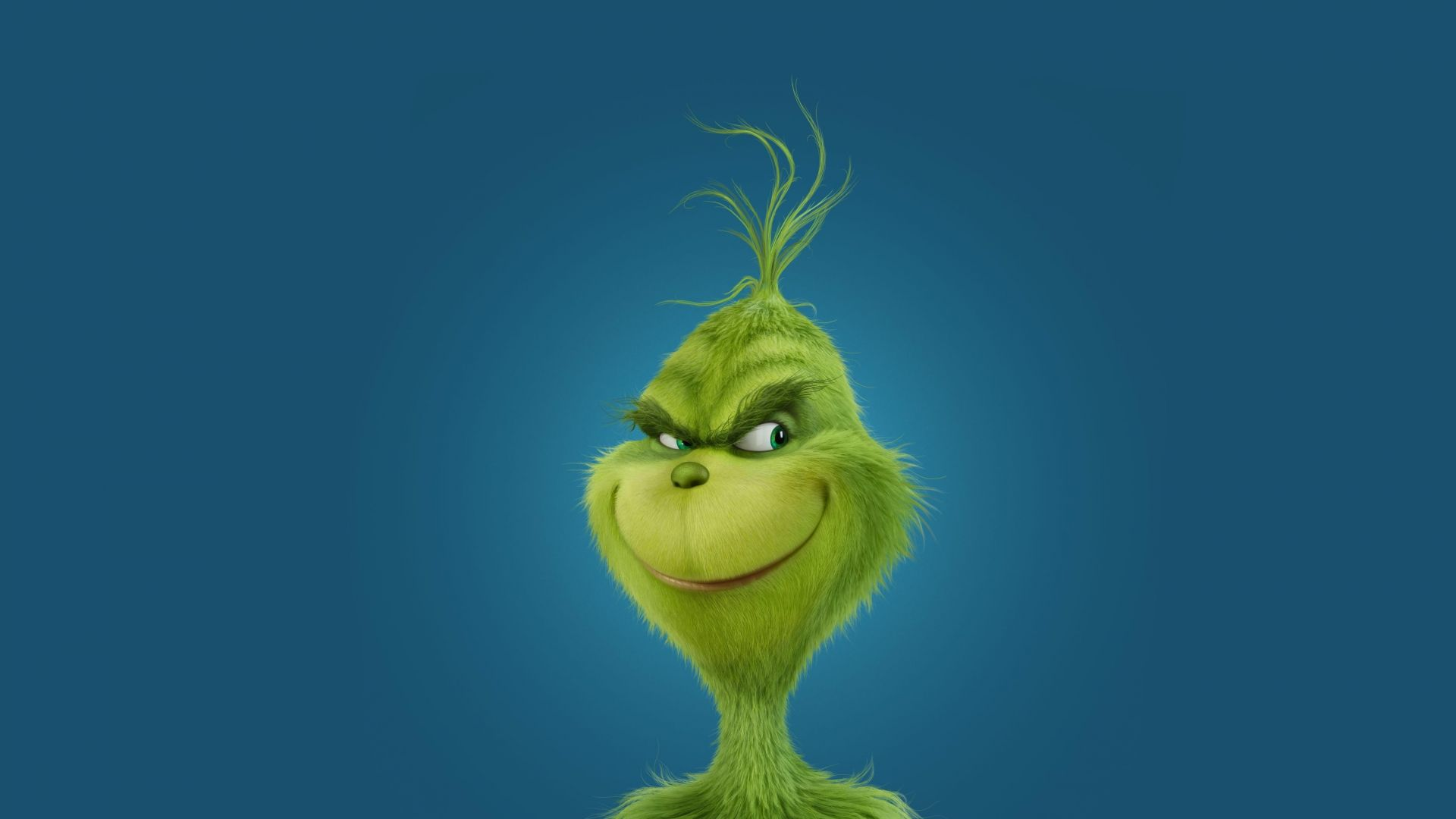 How the Grinch Stole Christmas, Grinch, green (horizontal)