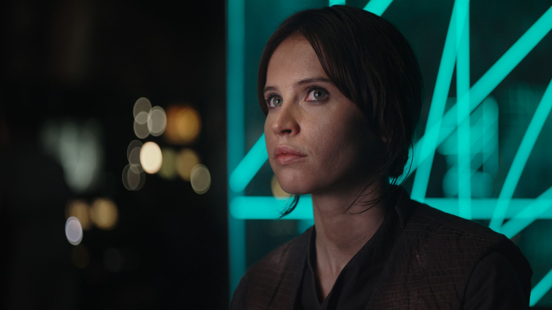 Rogue One: A Star Wars Story, Felicity Jones, Best Movies of 2016 (horizontal)