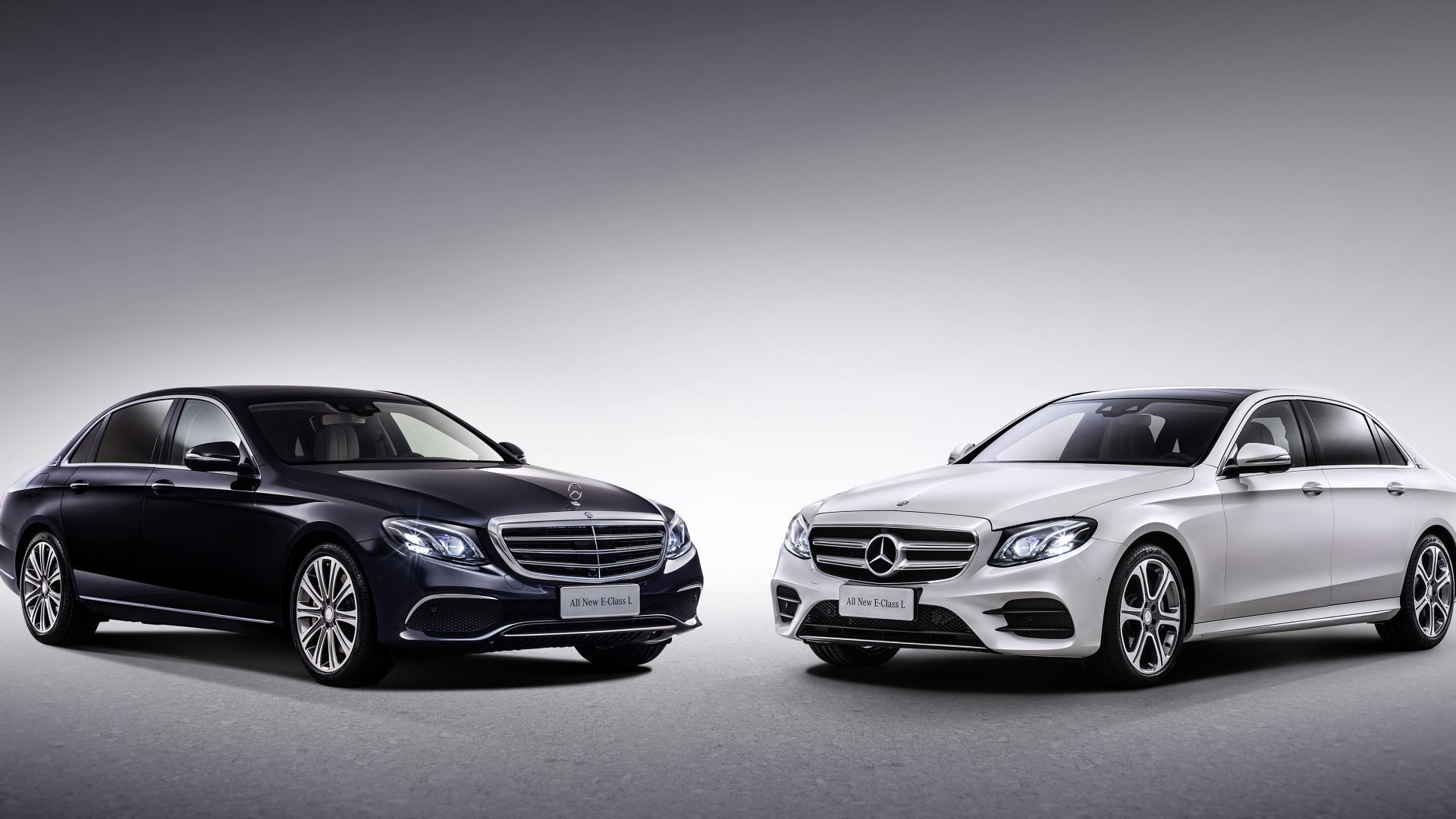 Mercedes-Benz E 320 L Exclusive Line, Beijing Motor Show 2016, Auto China 2016, 4MATIC, e class, sedan (horizontal)