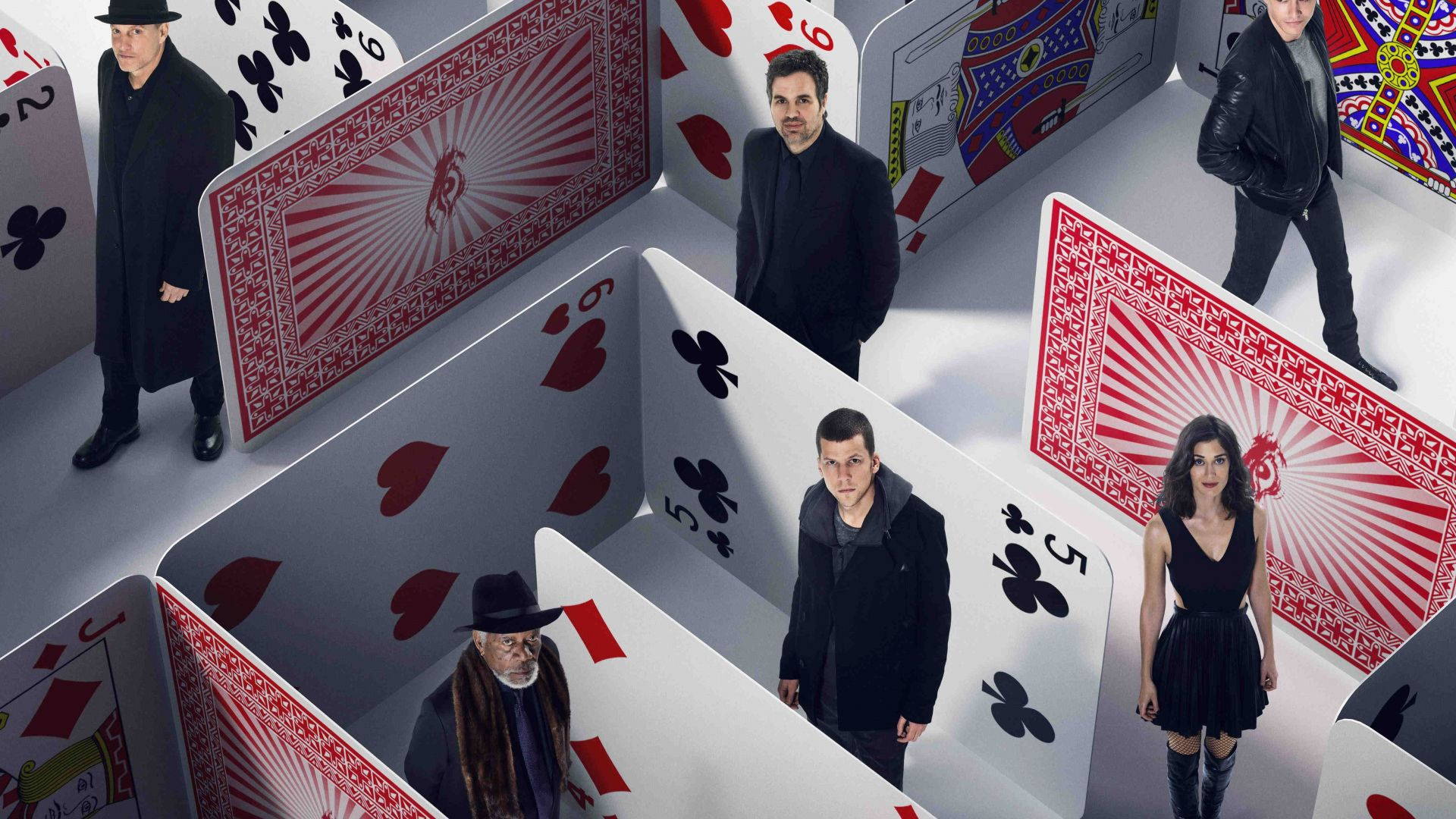 Now You See Me 2, Best Movies, Jesse Eisenberg, Woody Harrelson, Dave Franco (horizontal)