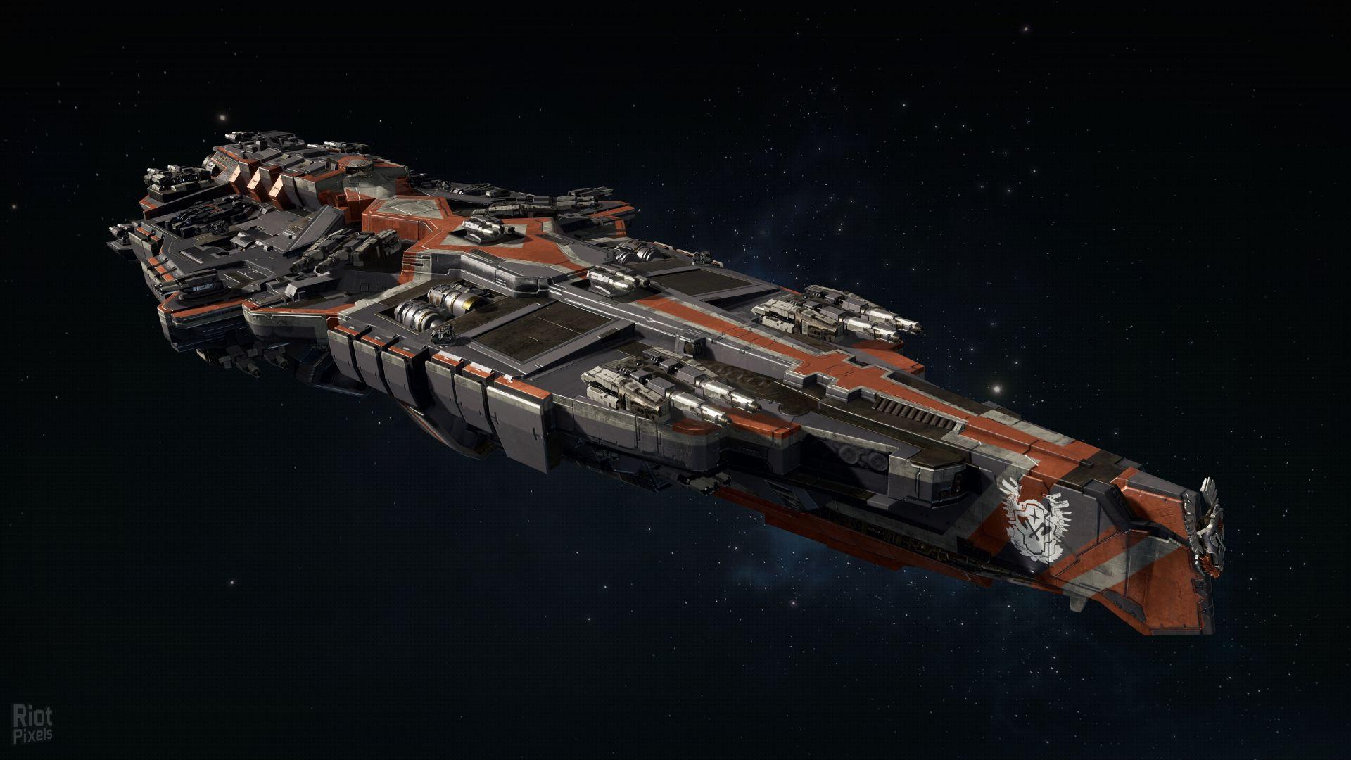 Dreadnought Wallpaper Games Dreadnought Space Ship Pc
