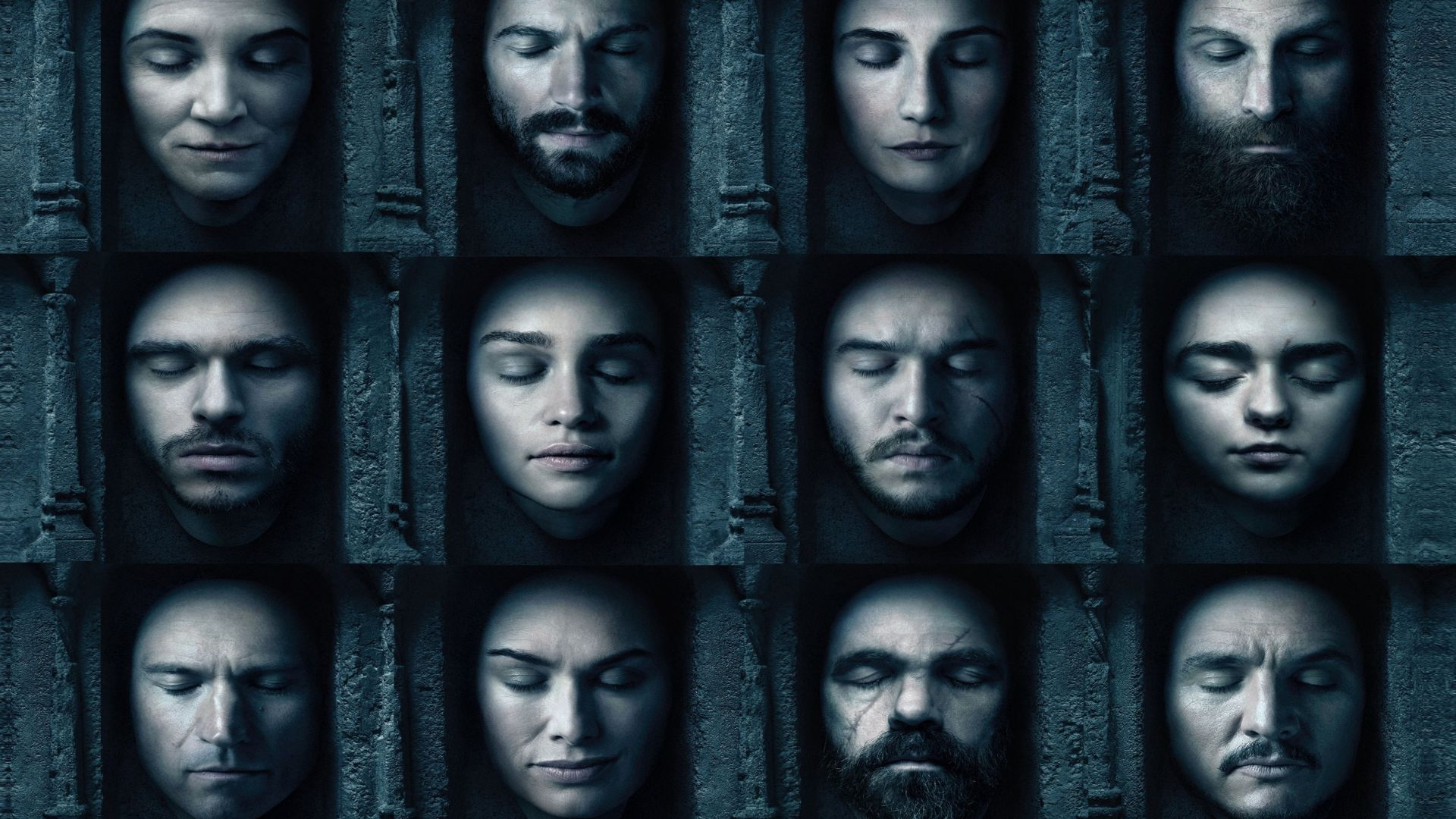 Game of Thrones, 6 season, Jon Snow, Kit Harington (horizontal)