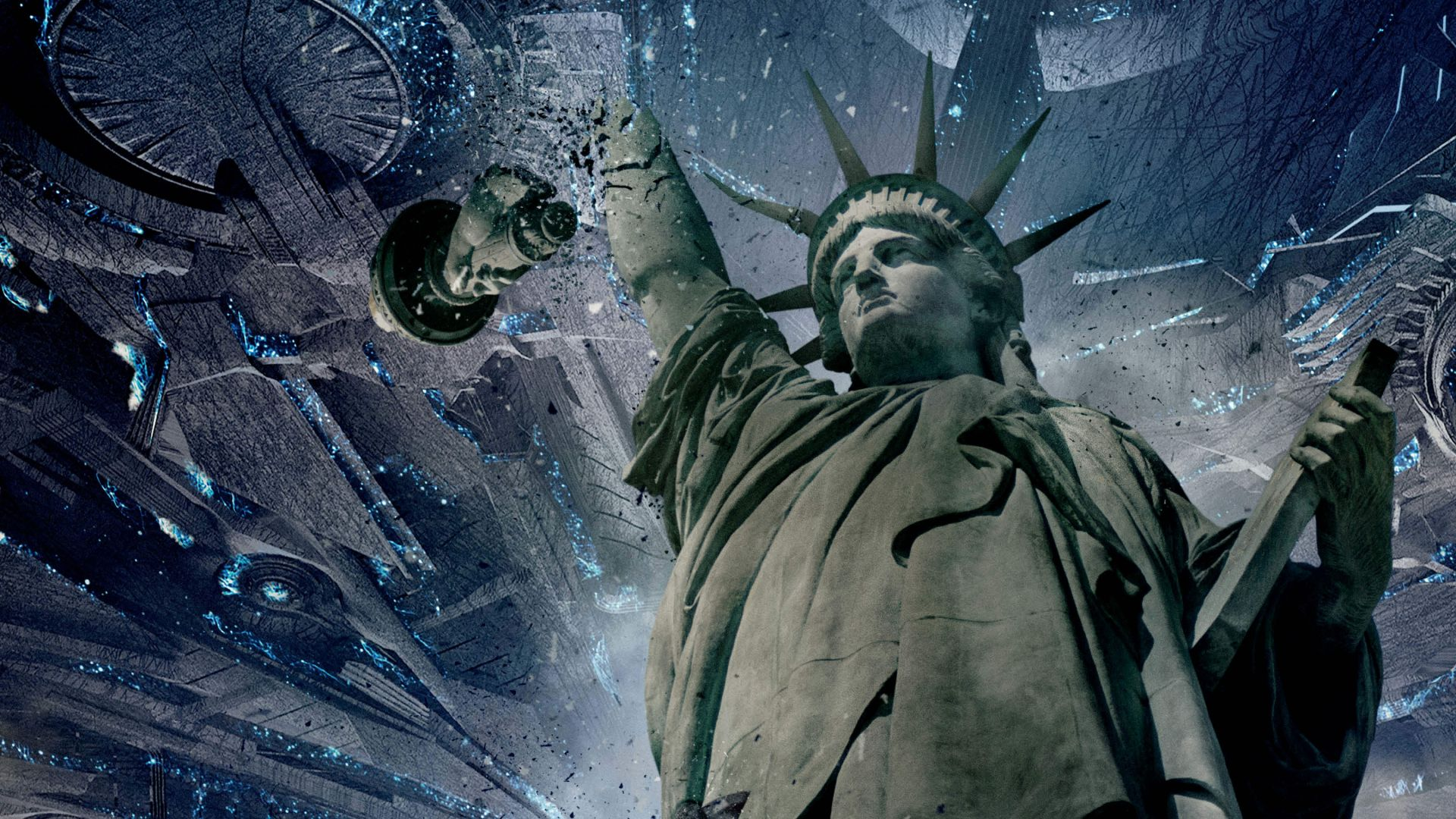 Independence Day: Resurgence, the state of liberty, best movies 2016 (horizontal)