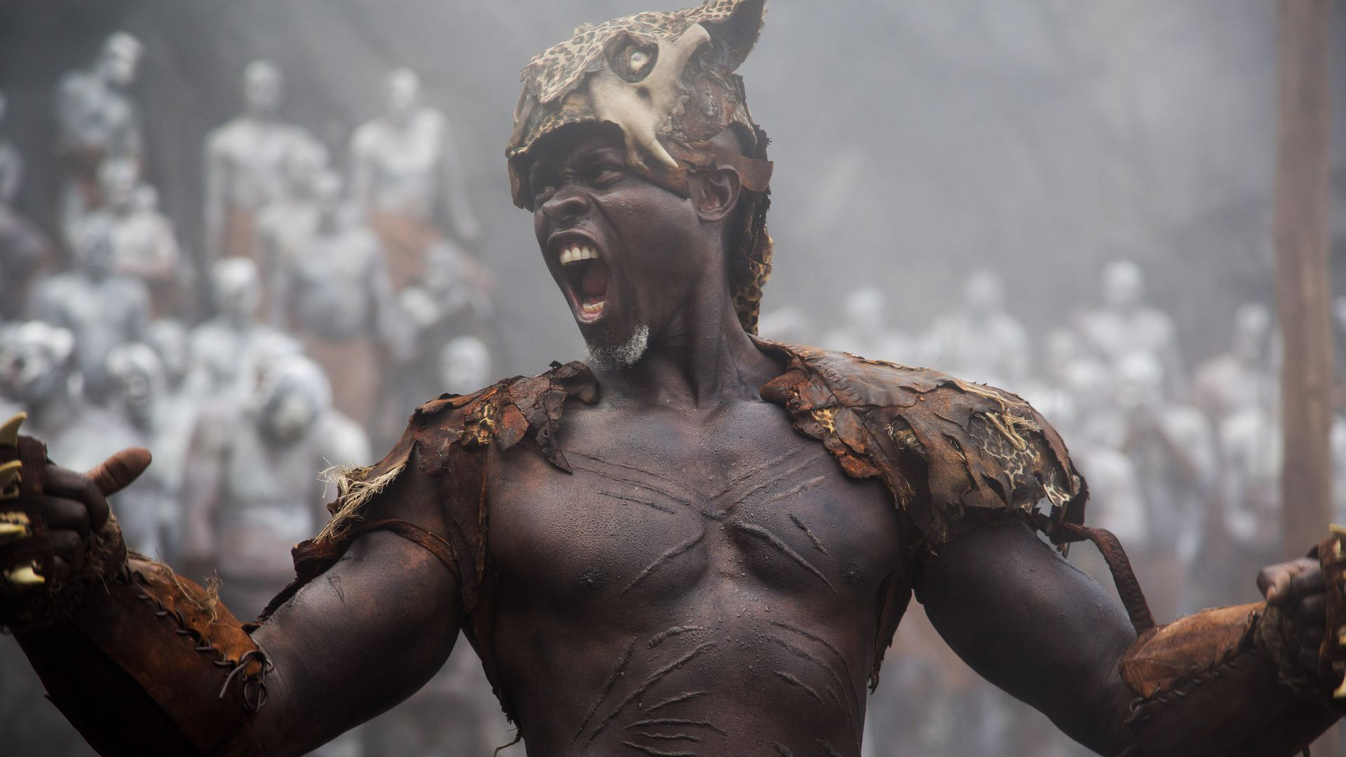The Legend of Tarzan, Djimon Hounsou, best movies 2016 (horizontal)