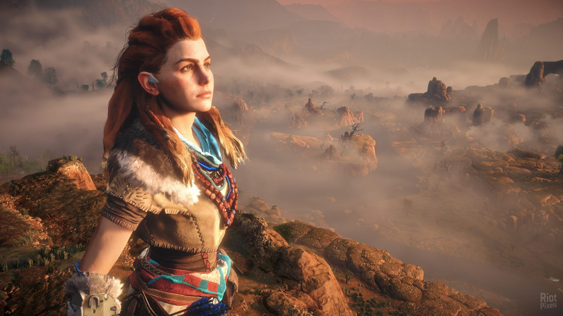 Horizon Zero Dawn, E3 2016, action role-playing, PlayStation 4, Xbox One, Windows, Best Games (horizontal)