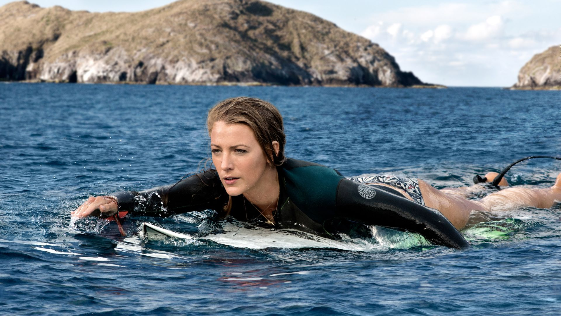 The Shallows, Blake Lively, sea, best movies (horizontal)