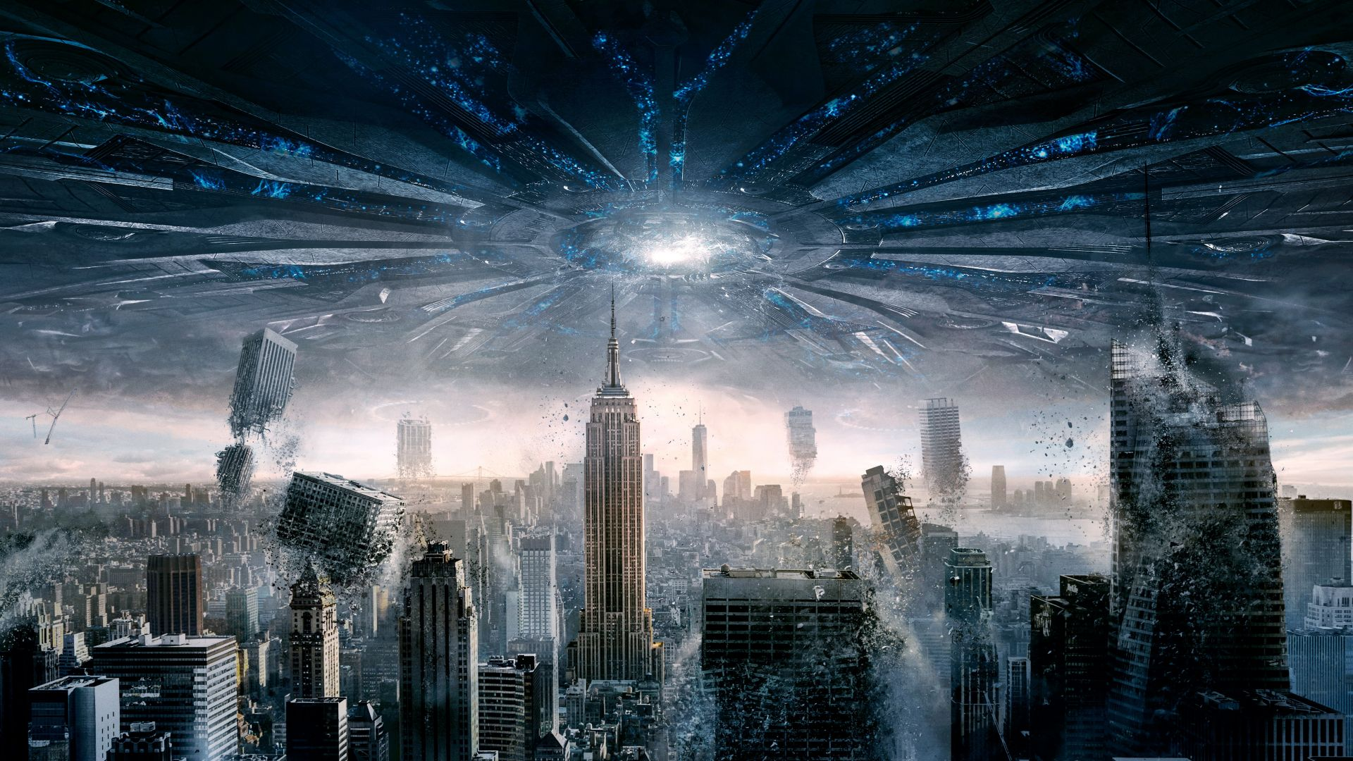 Independence Day: Resurgence, new york, best movies 2016 (horizontal)