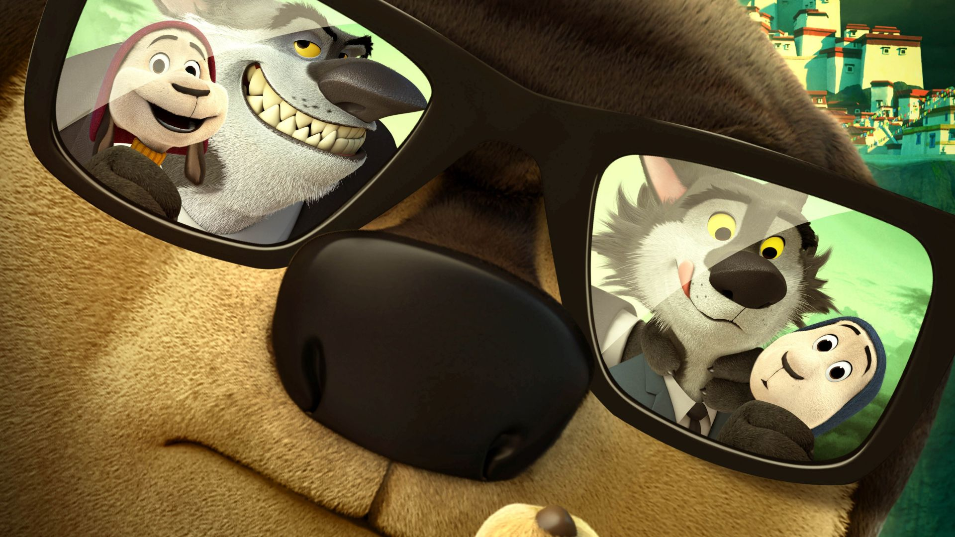 Rock Dog, dog, glasses, best animations of 2016 (horizontal)