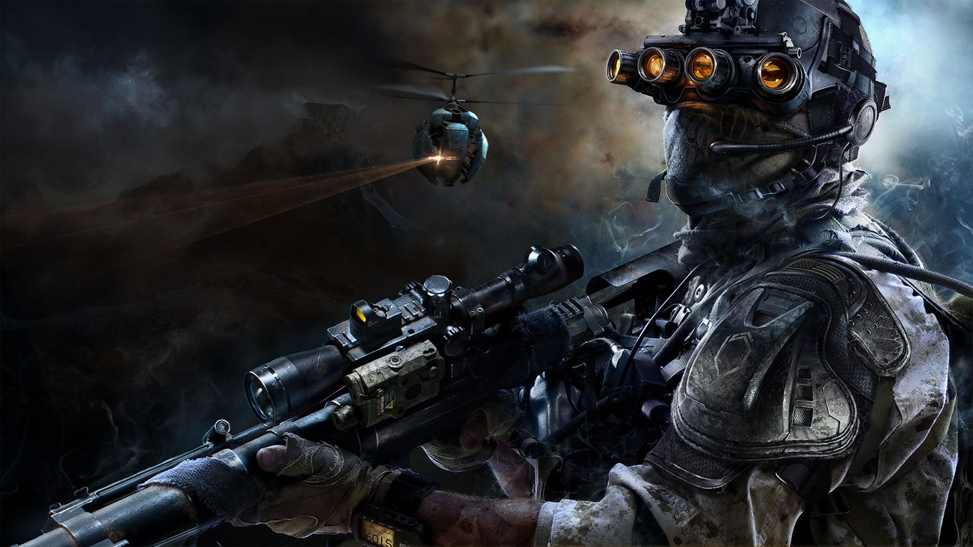 an overview of the three dimensional first person shooter concept in video games since the nineties