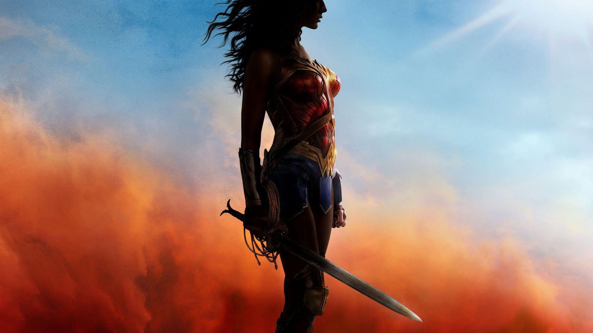 Wallpaper Wonder Woman 4k Gal Gadot Movies 11876