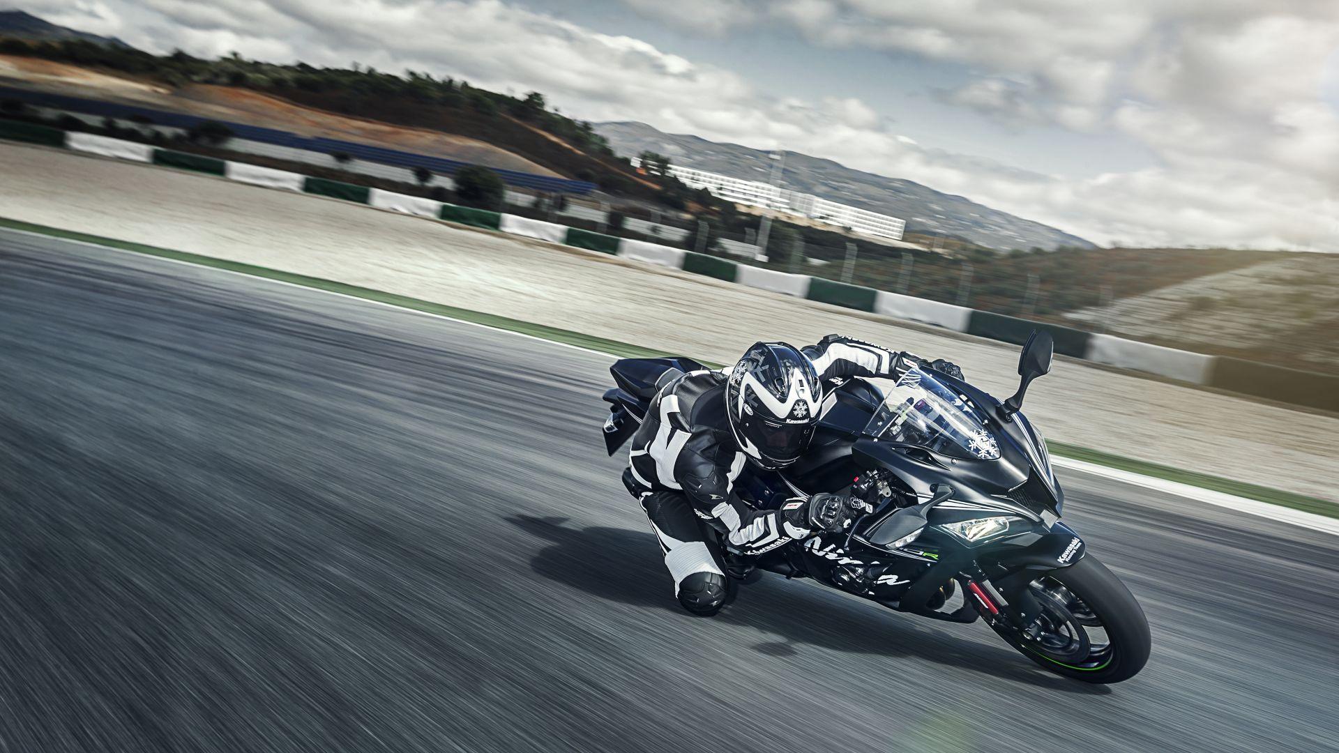 Kawasaki Ninja Zx10r Best Bikes Motorcycle Horizontal