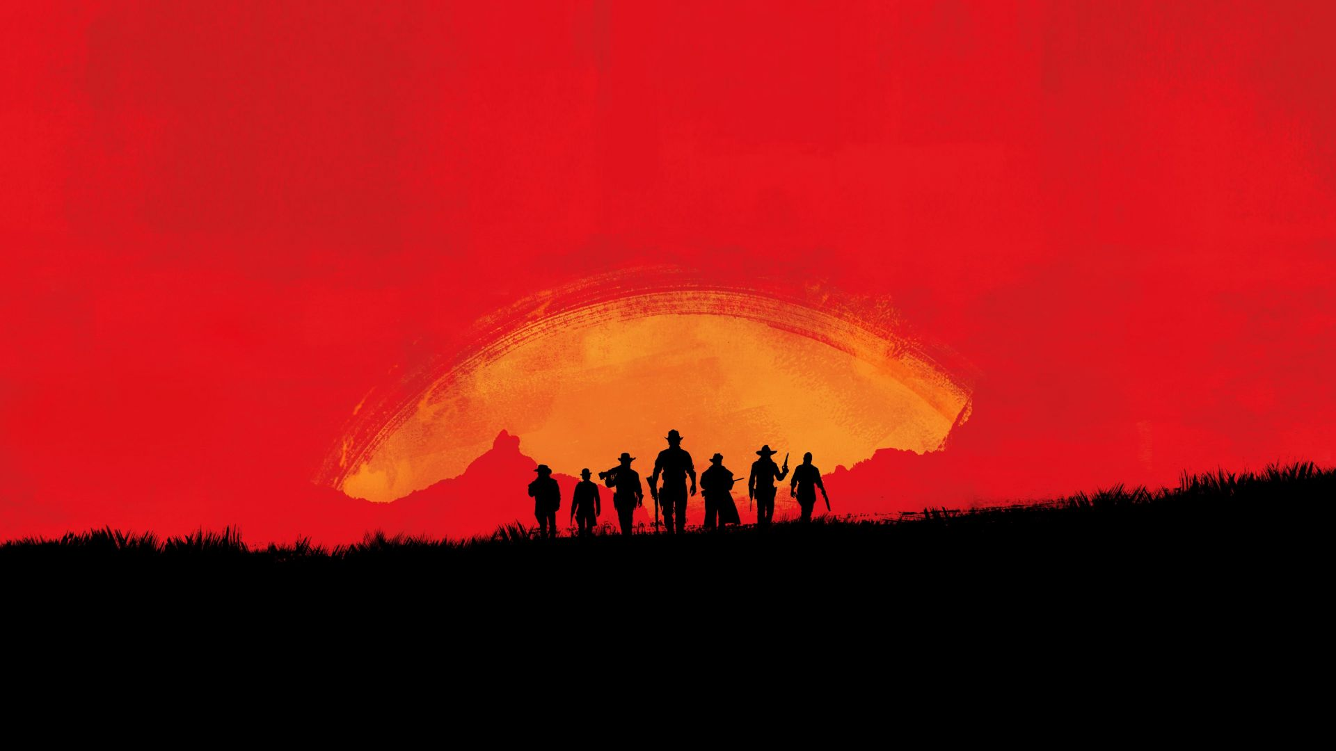 Red Dead Redemption 2, rockstar, PS4, Xbox One (horizontal)