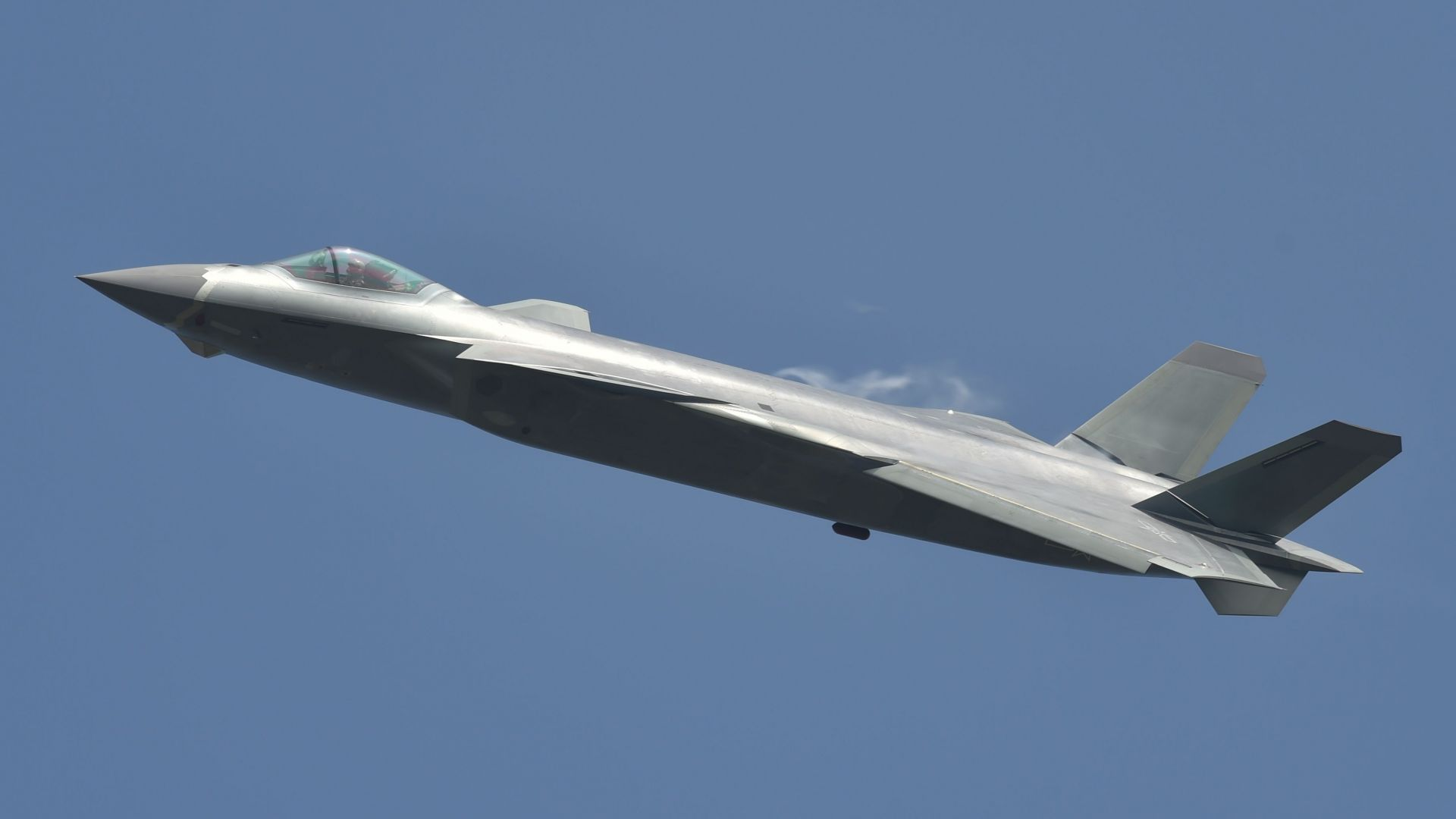 Shenyang J-20, China army, fighter aircraft, China air force (horizontal)