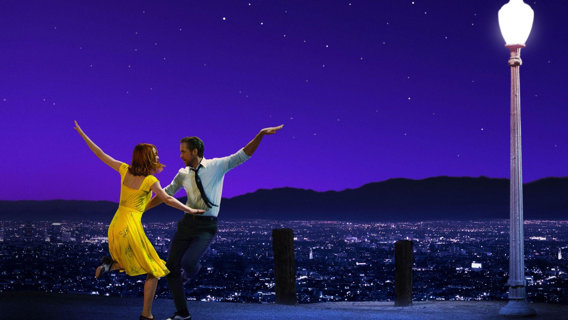 Wallpaper La La Land Ryan Gosling Emma Stone Movies 12467