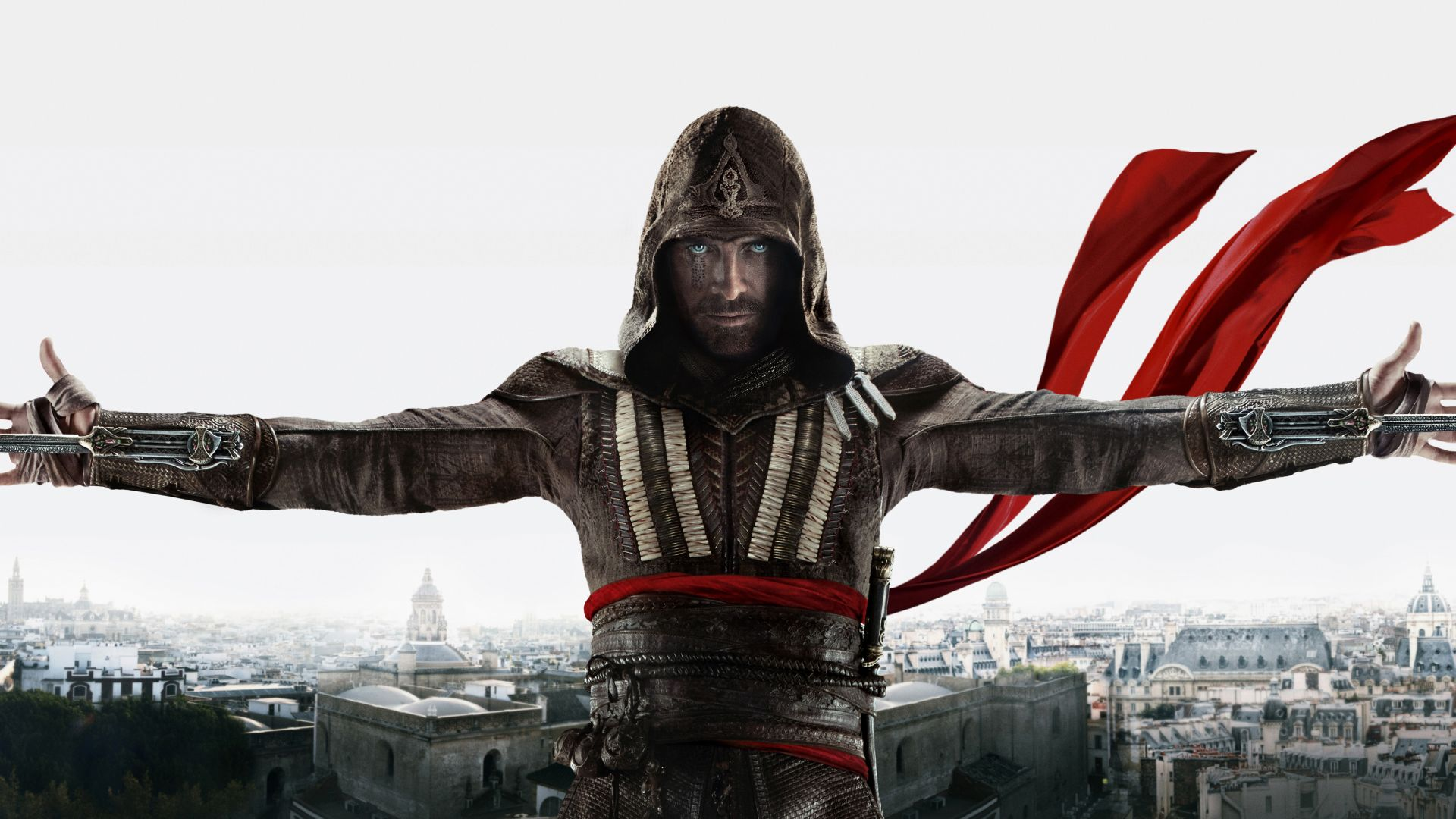 Assassin's Creed, Michael Fassbender, best movies of 2016 (horizontal)