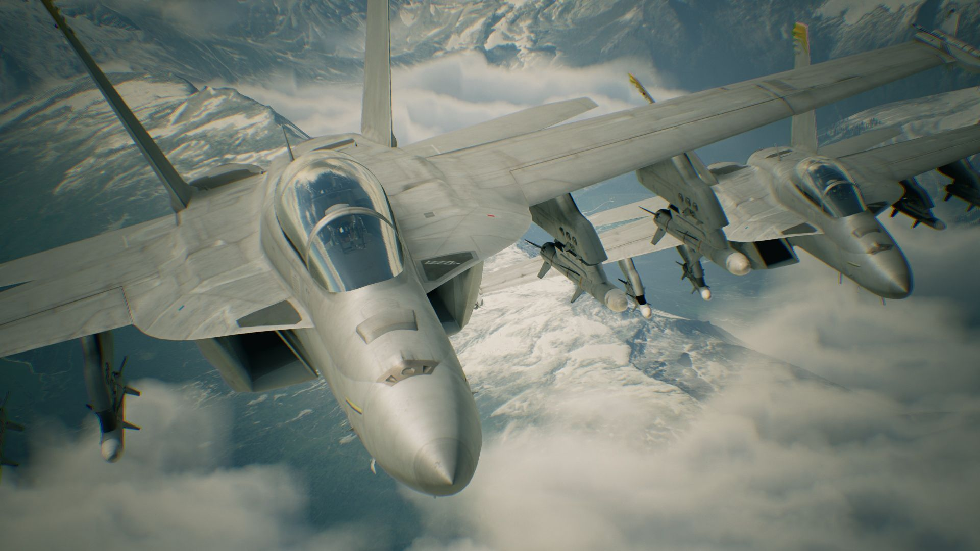 Ace Combat 7, Skies Unknown, best games, PC, PS 4, Xbox One (horizontal)