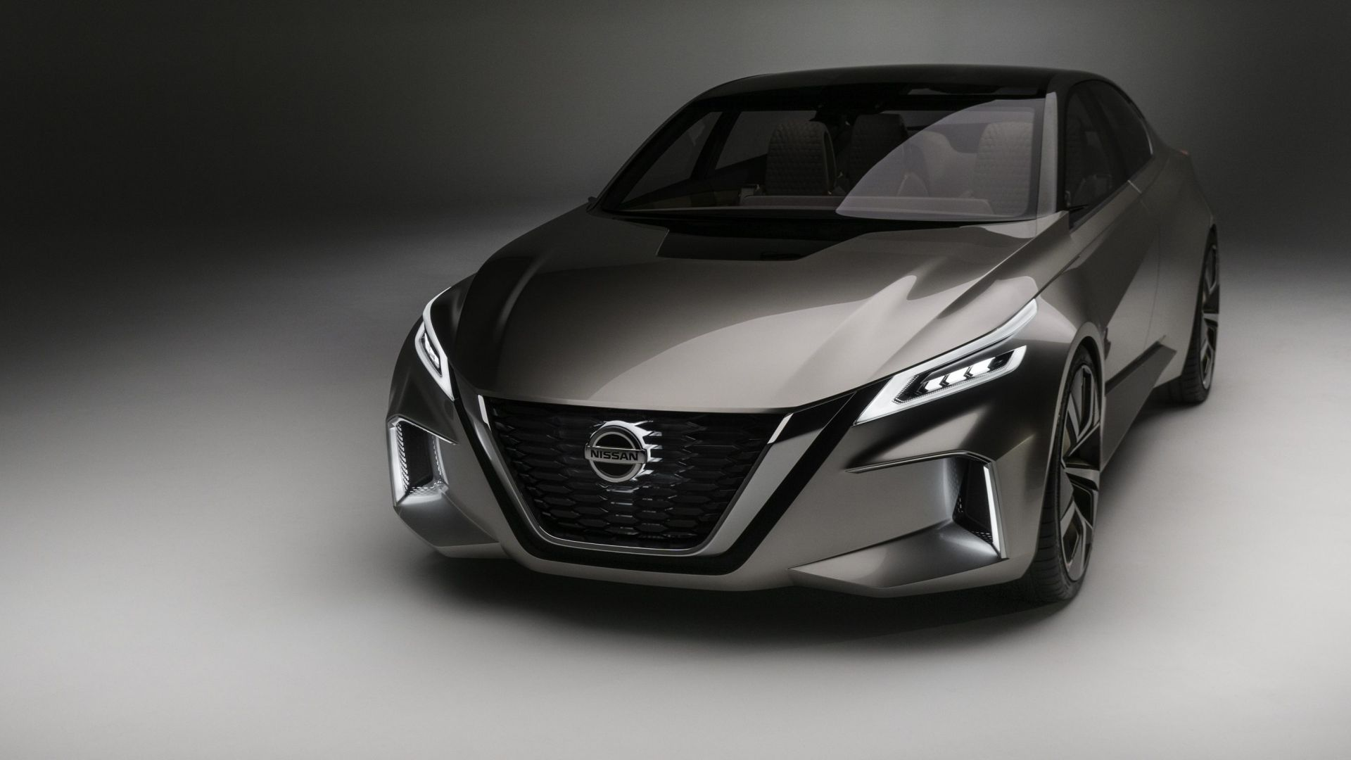 Nissan Vmotion 2.0, concept, front (horizontal)