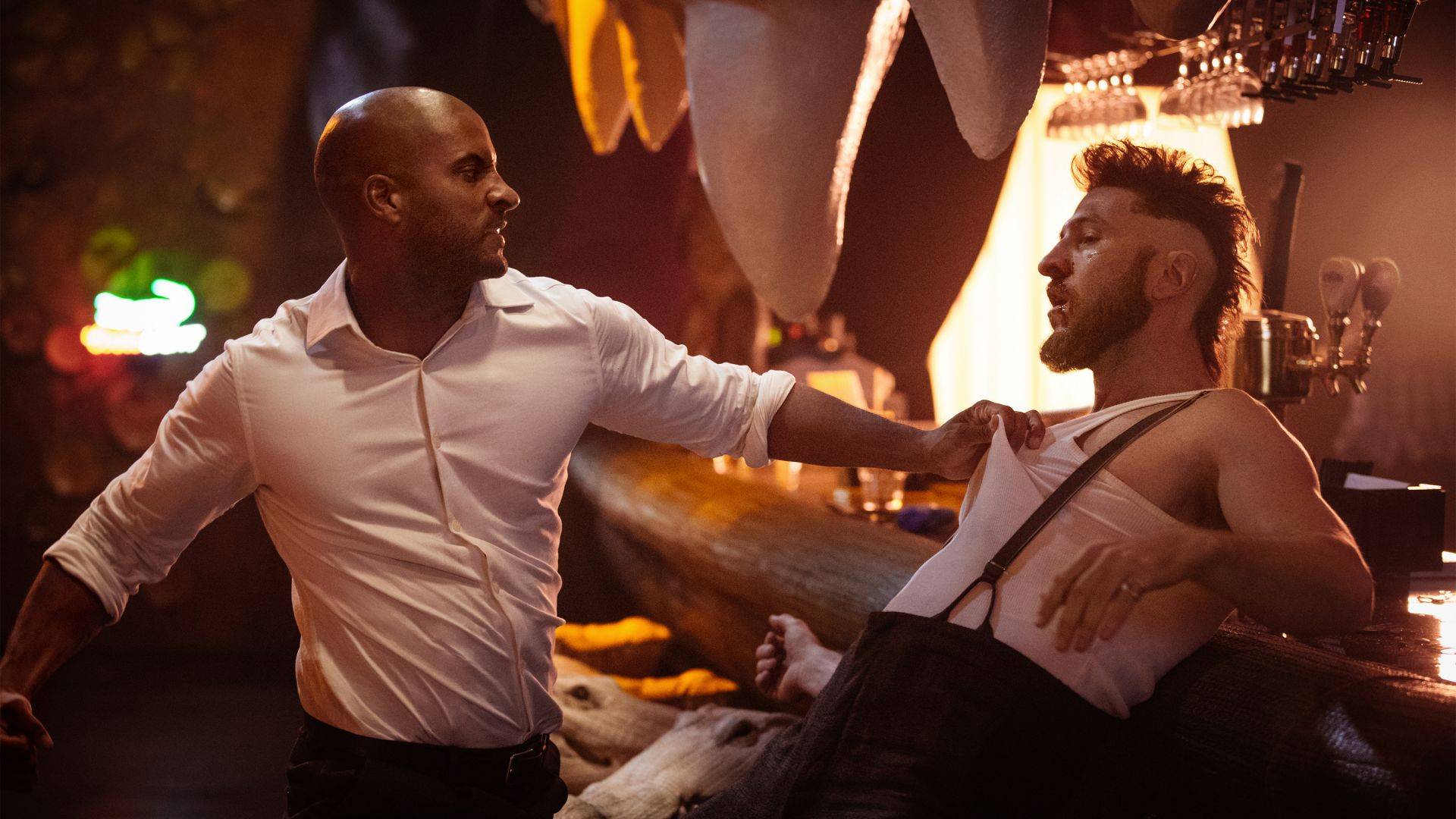 American Gods, Ricky Whittle, best TV series (horizontal)