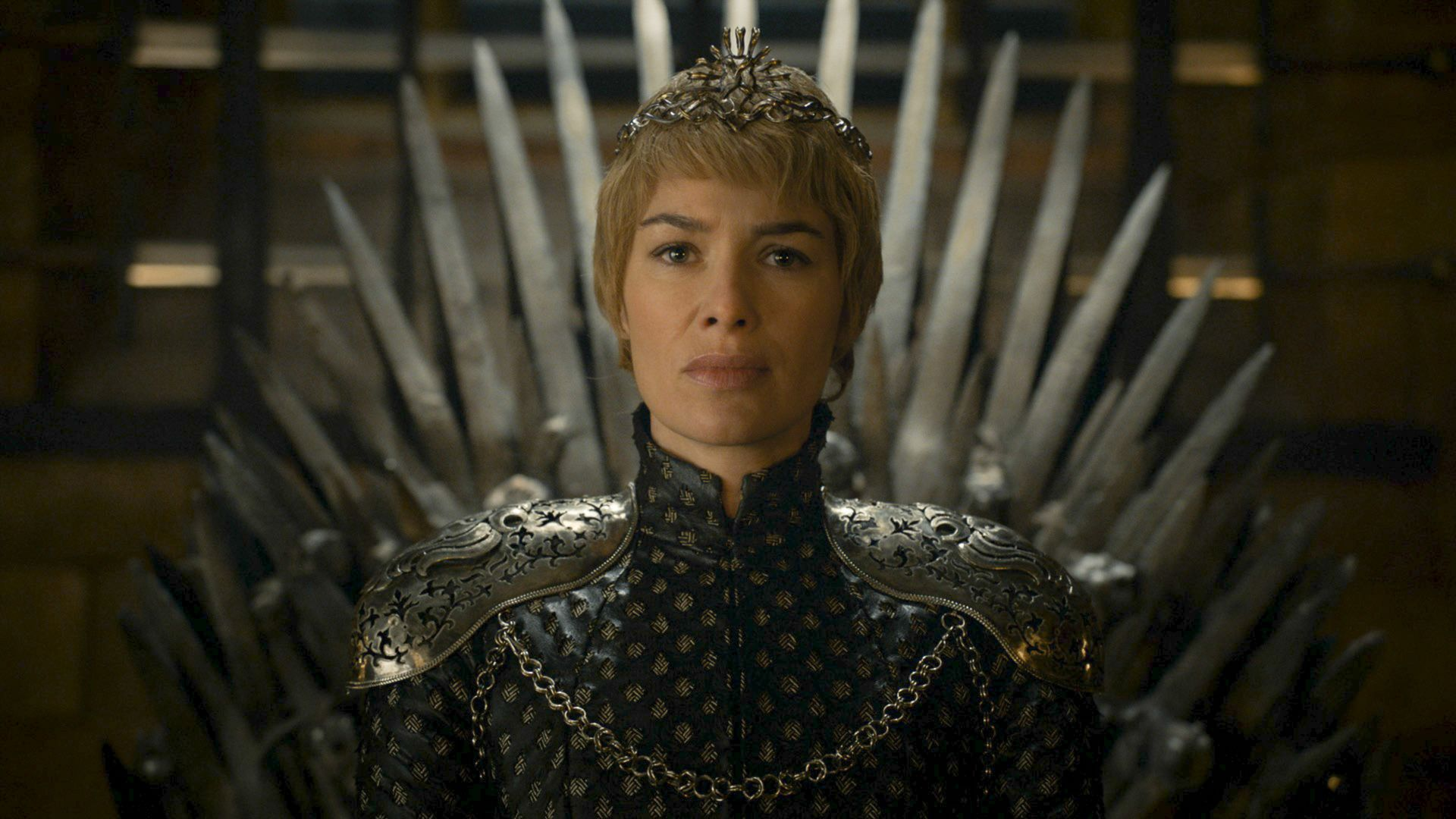 Game of Thrones, Cersei, Lena Headey, iron throne, best tv series (horizontal)