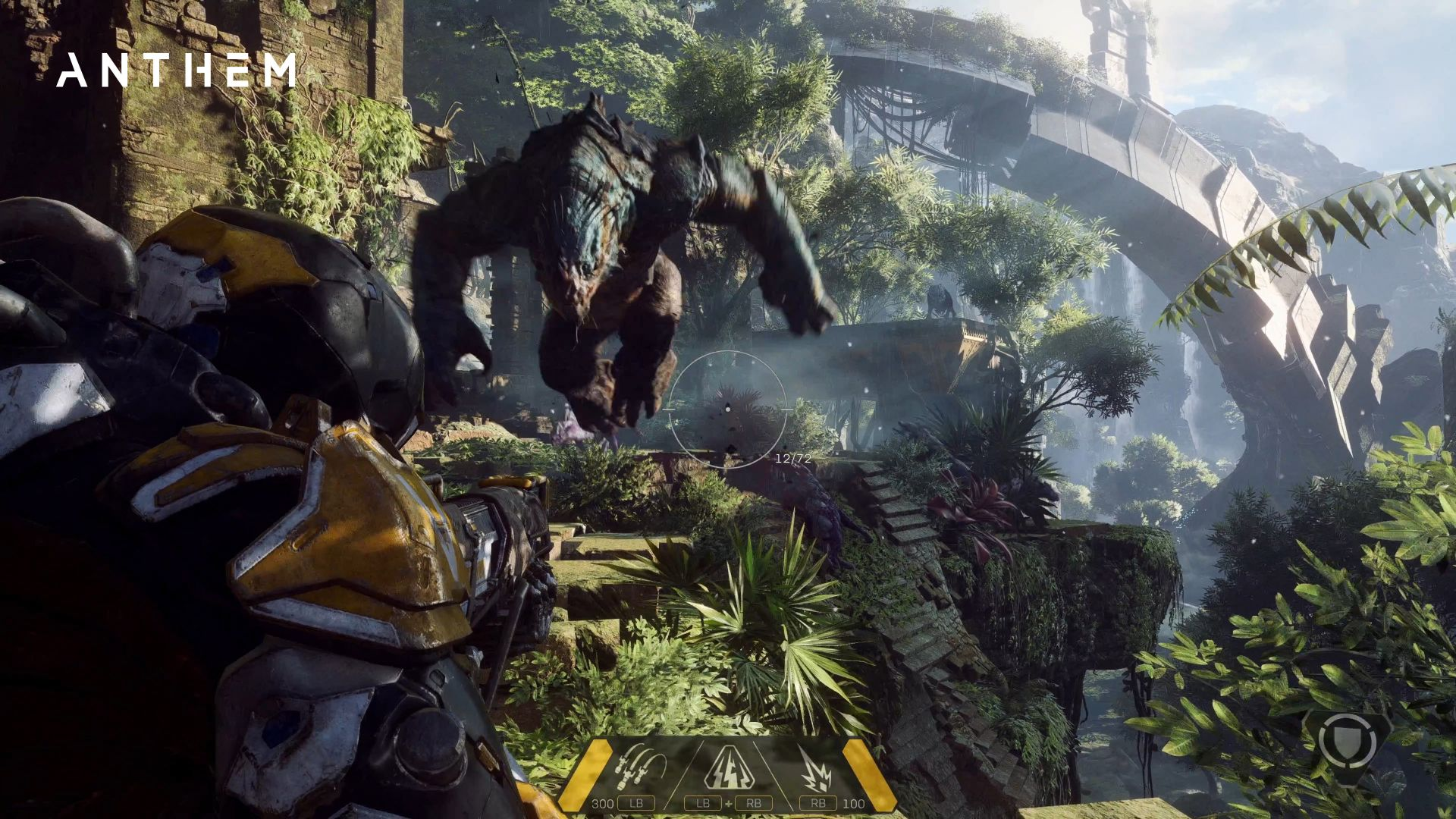 Wallpaper Anthem 4k Screenshot Gameplay E3 2017 Games