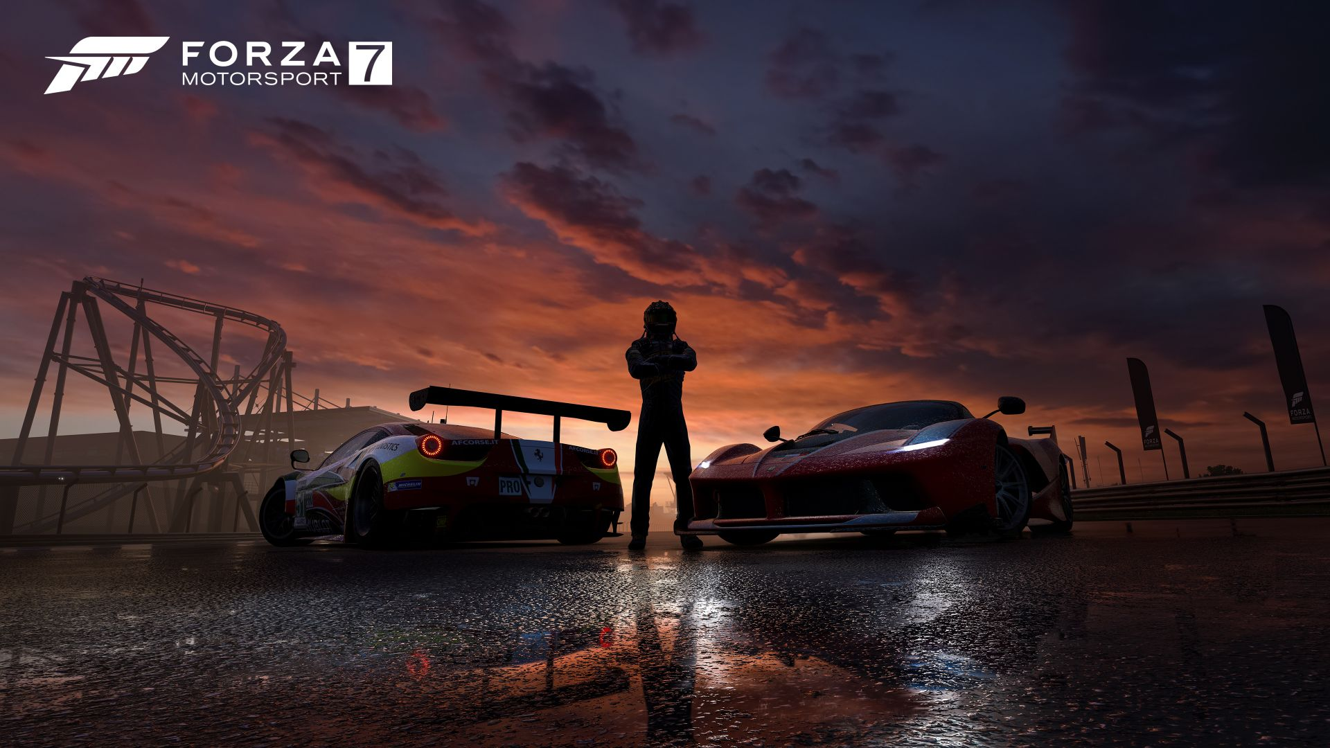 Forza Motorsport 7, 4k, E3 2017, Xbox One X (horizontal)