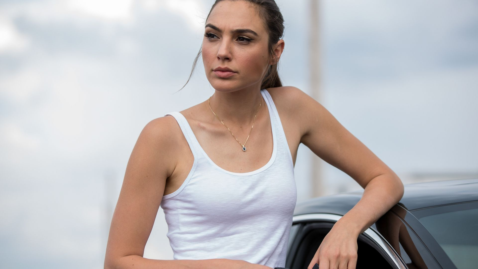 Gal Gadot, 4k, photo (horizontal)
