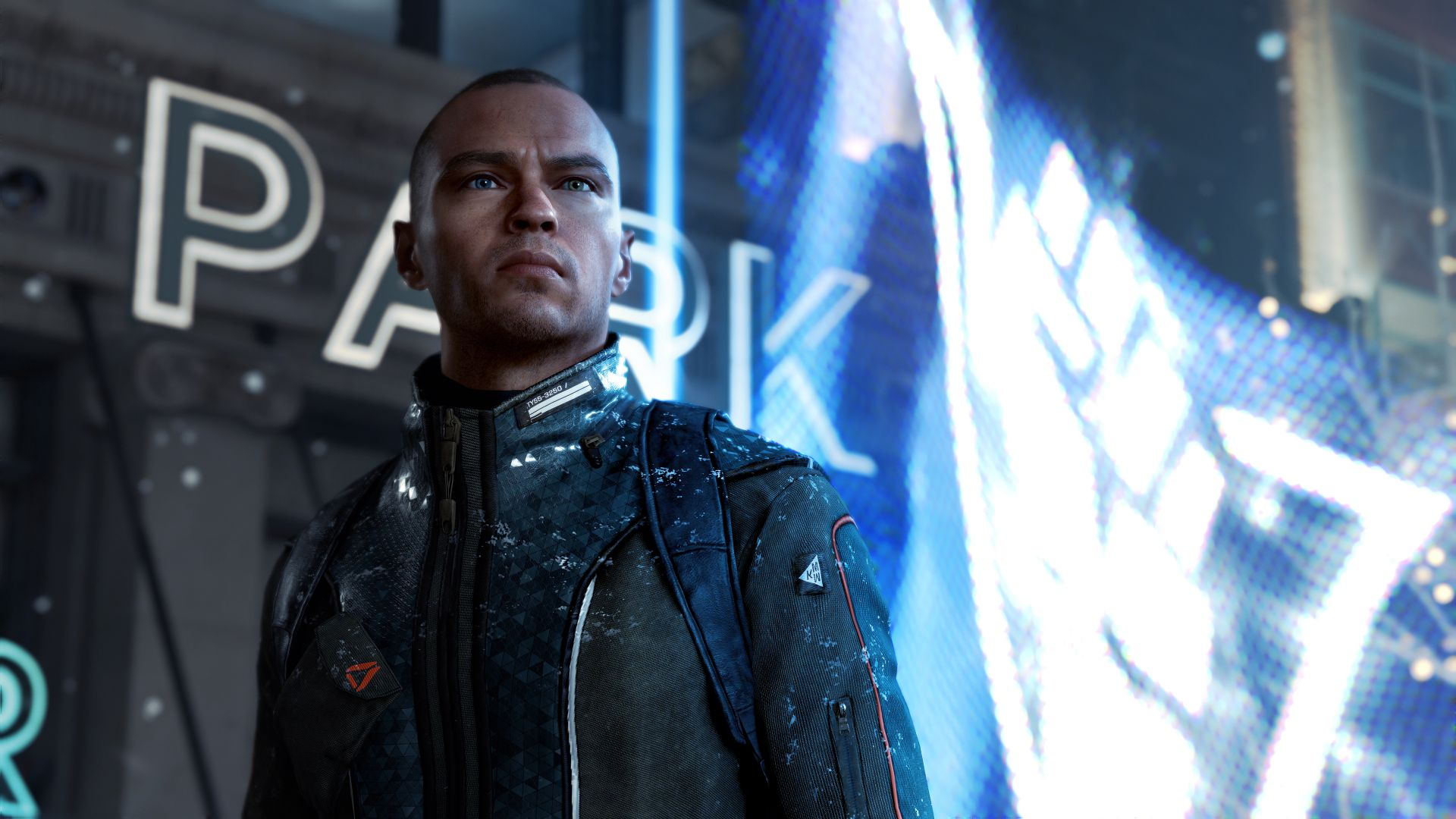 Detroit: Become Human, 4k, E3 2017, screenshot (horizontal)