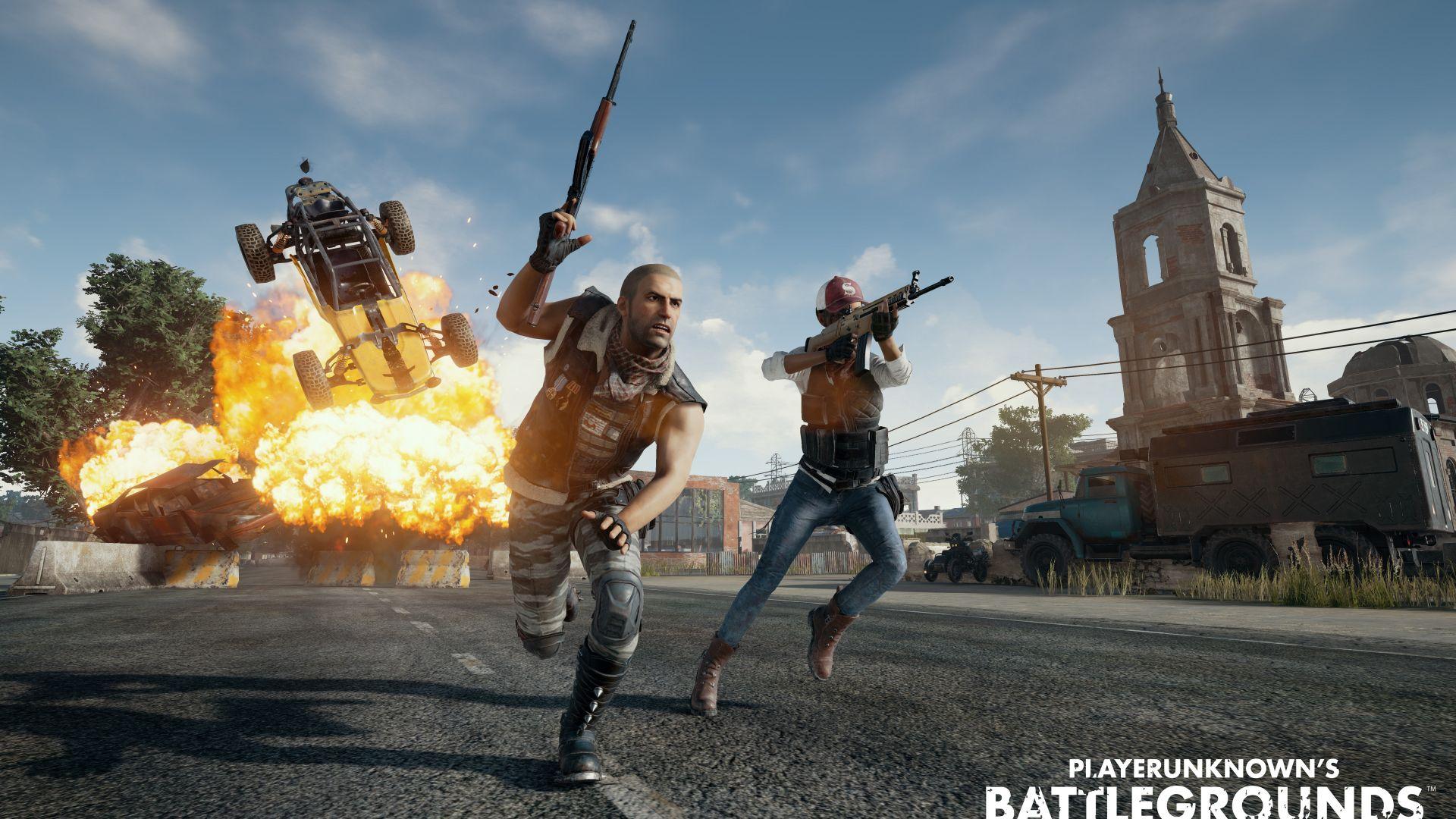 1920x1080 Playerunknowns Battlegrounds 5k Screenshot: Wallpaper Playerunknown's Battlegrounds, 5k, E3 2017