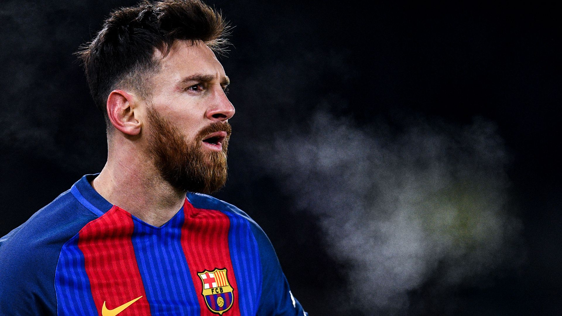 Lionel Messi, soccer, football, The best players 2016, 4k (horizontal)