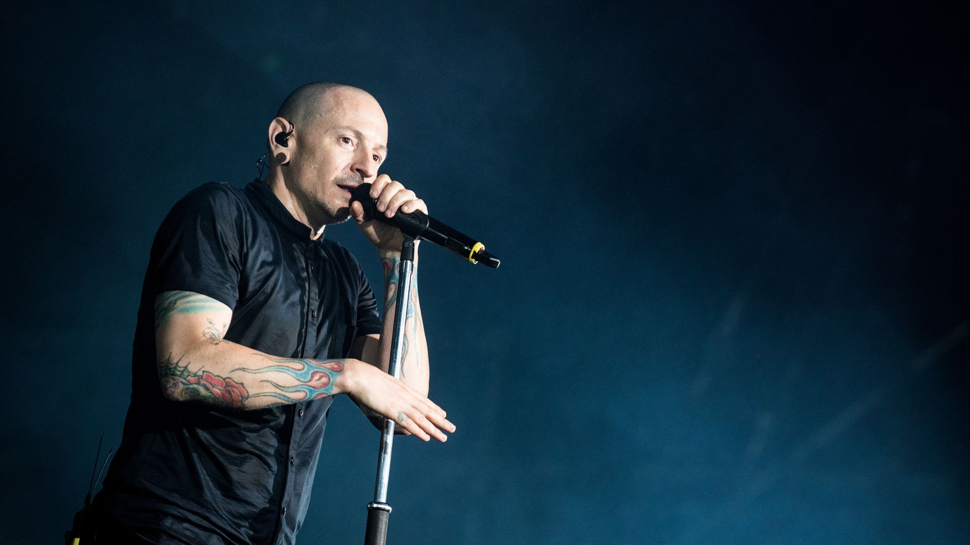 Chester Bennington, photo, 5k (horizontal)