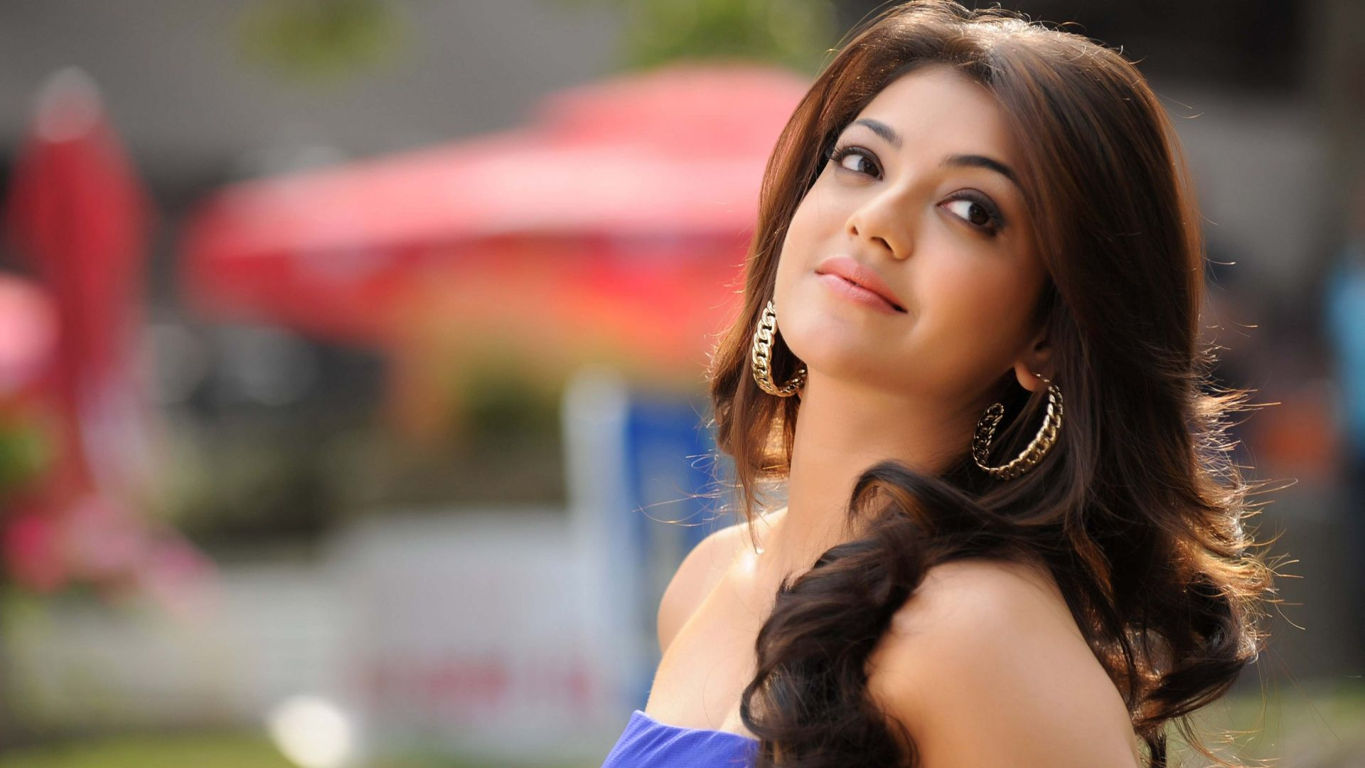 wallpaper kajal aggarwal, beauty, bollywood, 4k, celebrities #14930