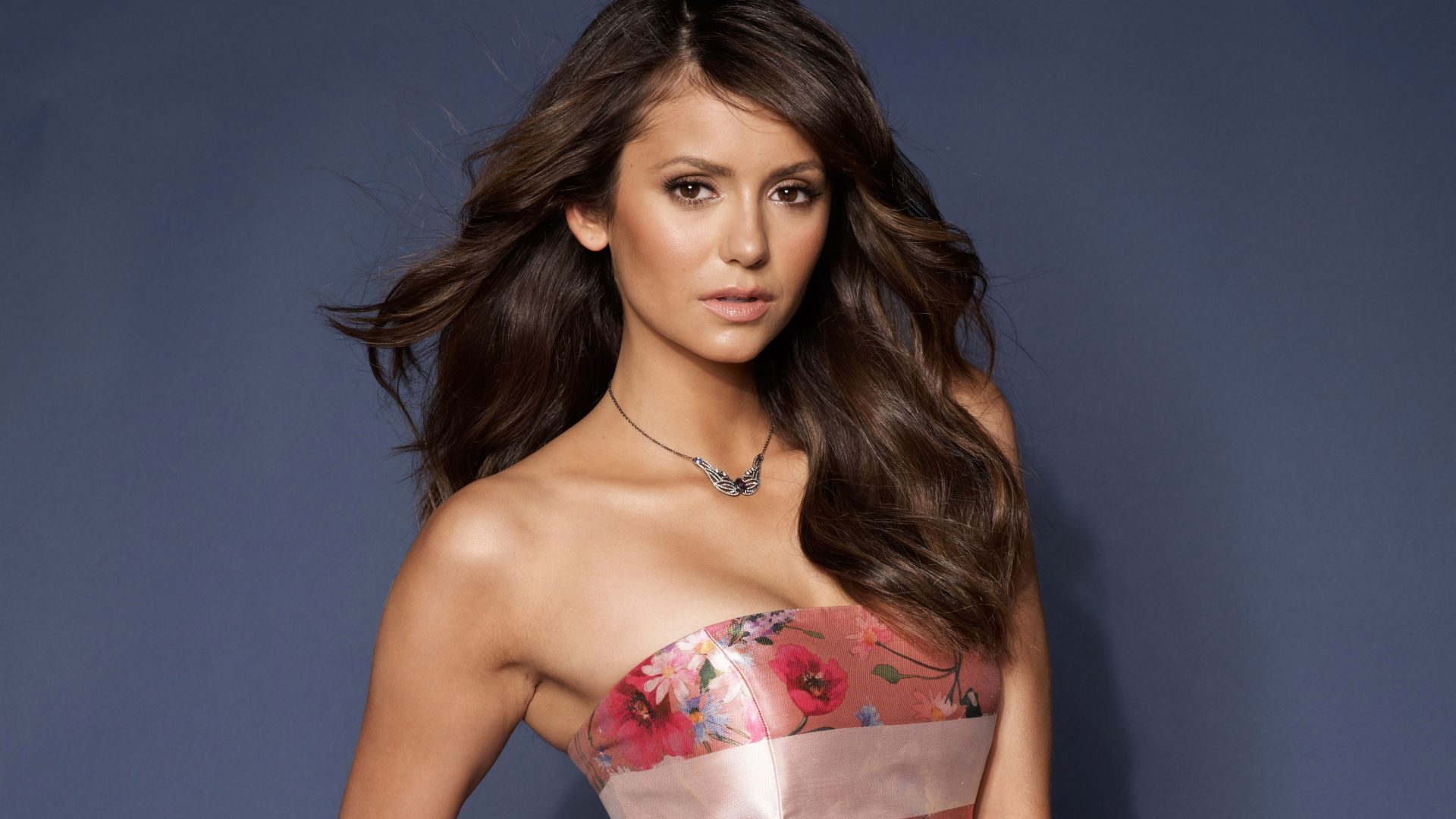 Nina Dobrev, beauty, 5k (horizontal)