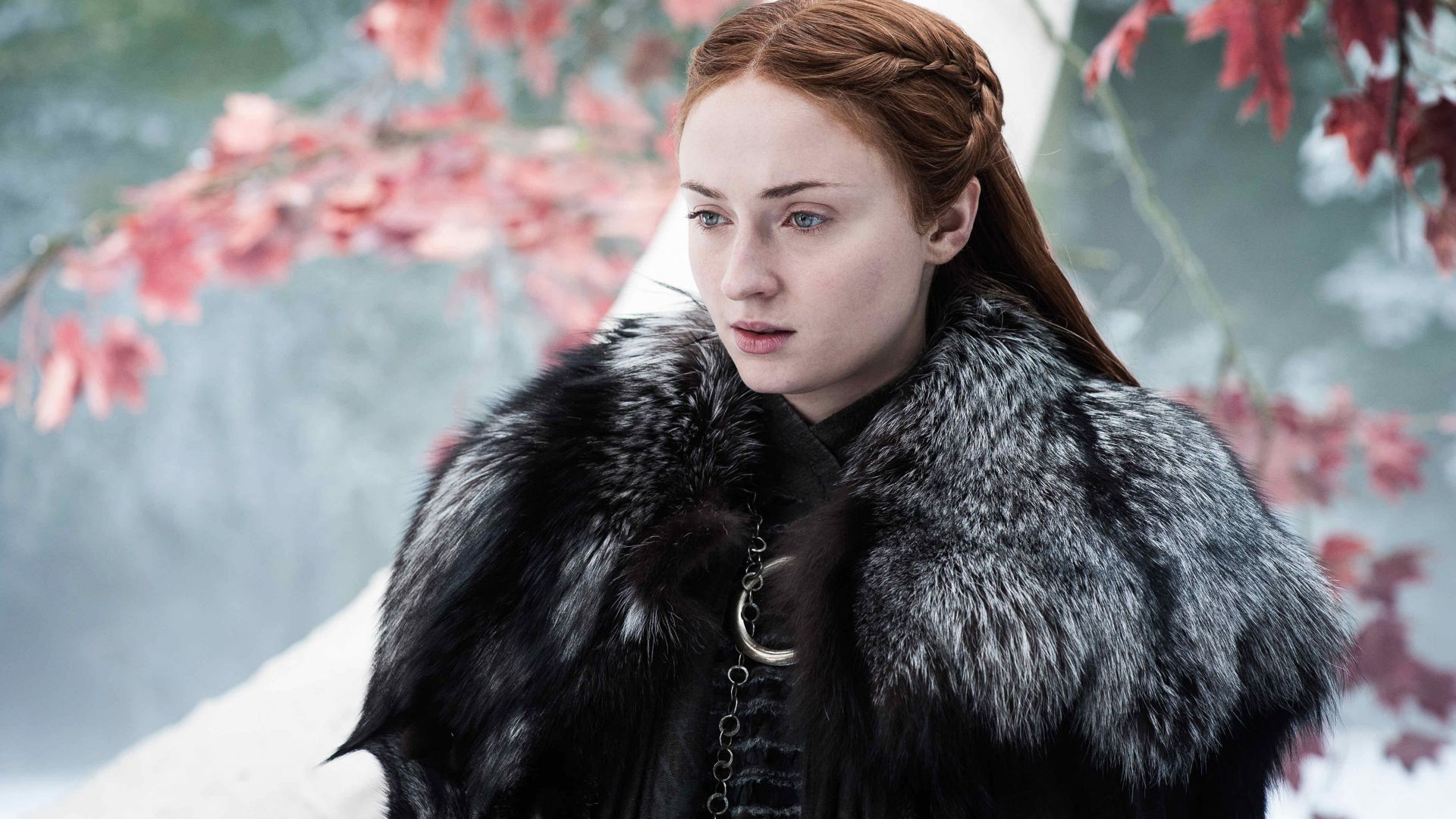 Game of Thrones Season 7, Sansa, Sophie Turner, TV Series, 4k (horizontal)