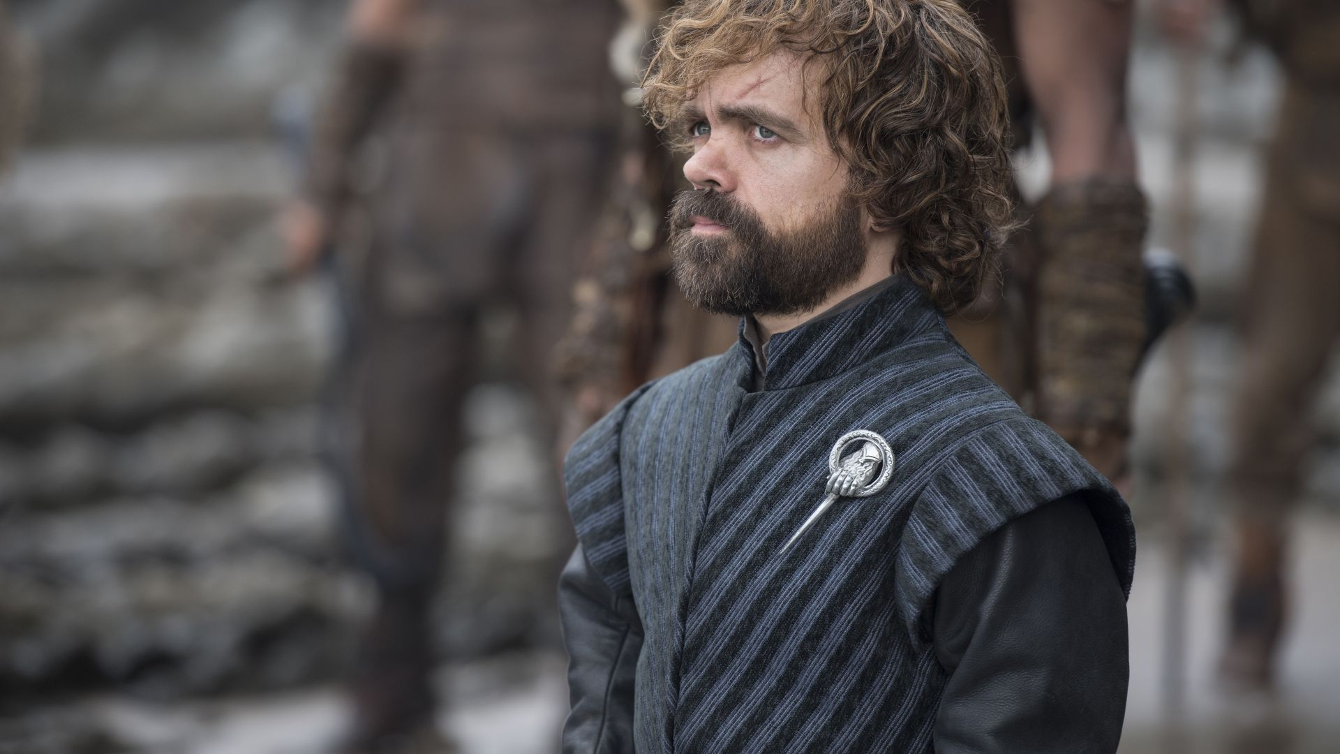 Game of Thrones Season 7, Tyrion Lannister, Peter Dinklage, TV Series, 4k (horizontal)
