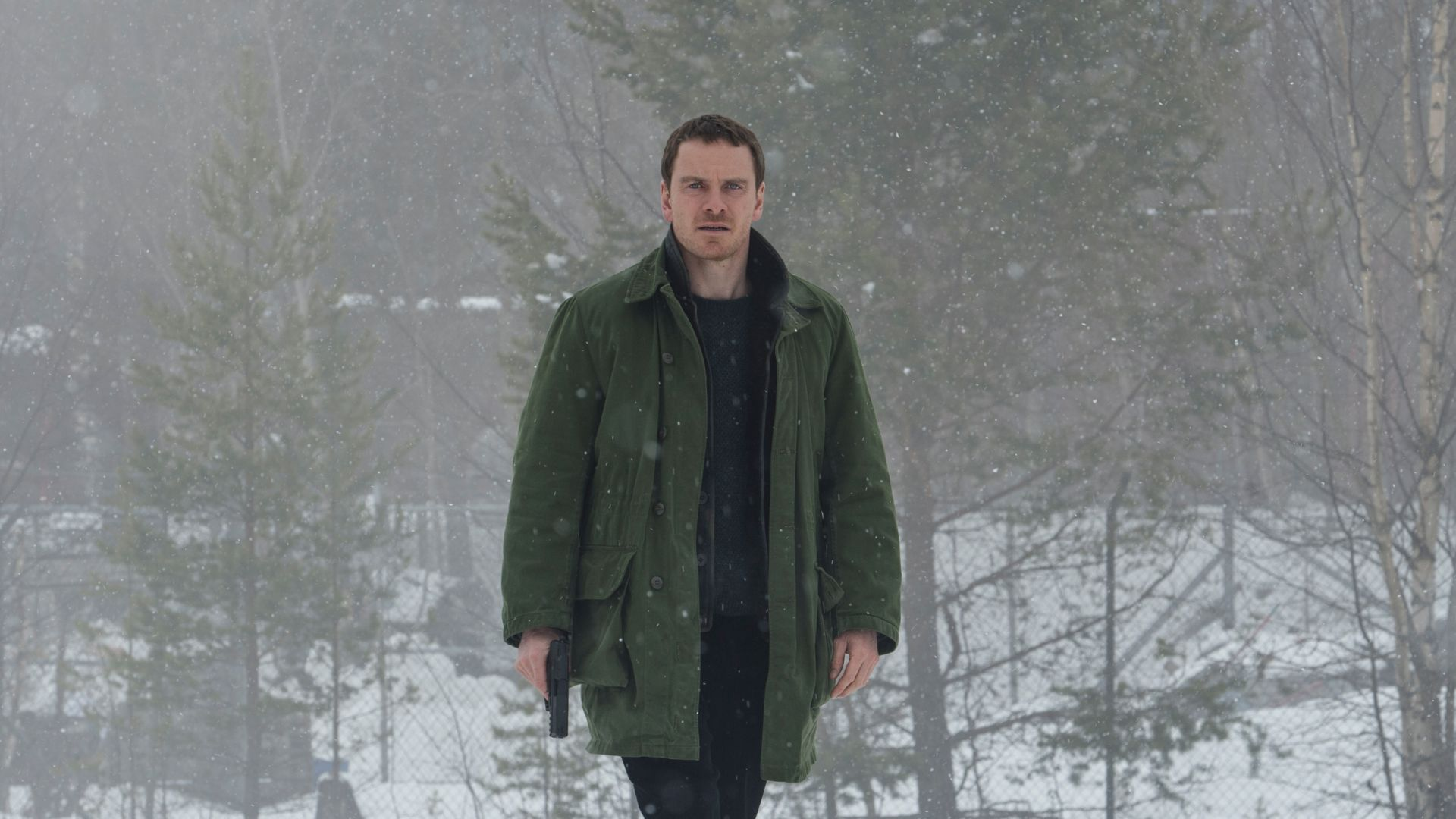 The Snowman, Michael Fassbender, 4k (horizontal)