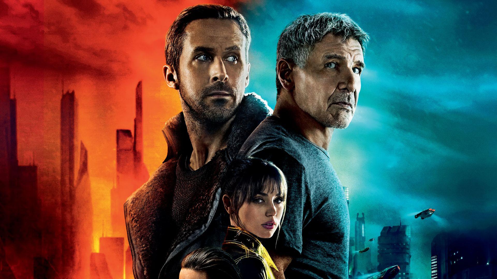 Wallpaper Blade Runner 2049 Ryan Gosling Ana De Armas Harrison