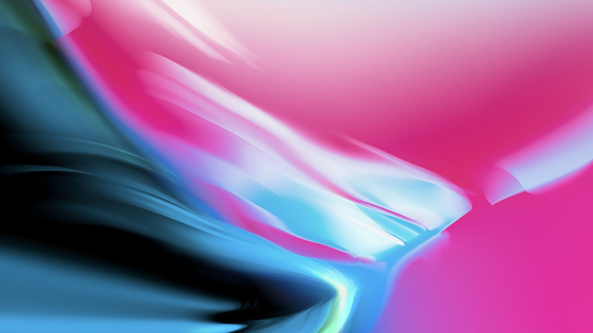 iPhone X wallpaper, iPhone 8, iOS 11, colorful, HD (horizontal)