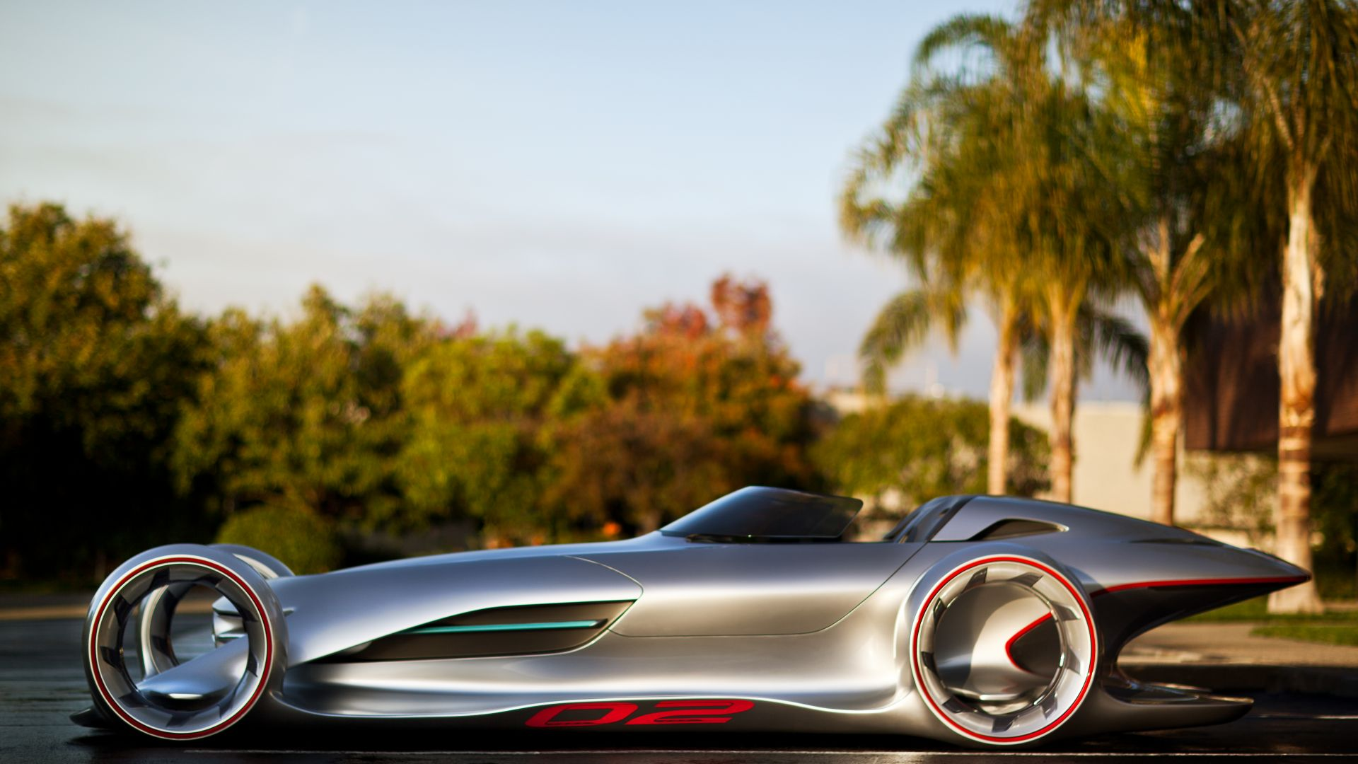 Mercedes-Benz Silver Arrow, future cars, 5k (horizontal)