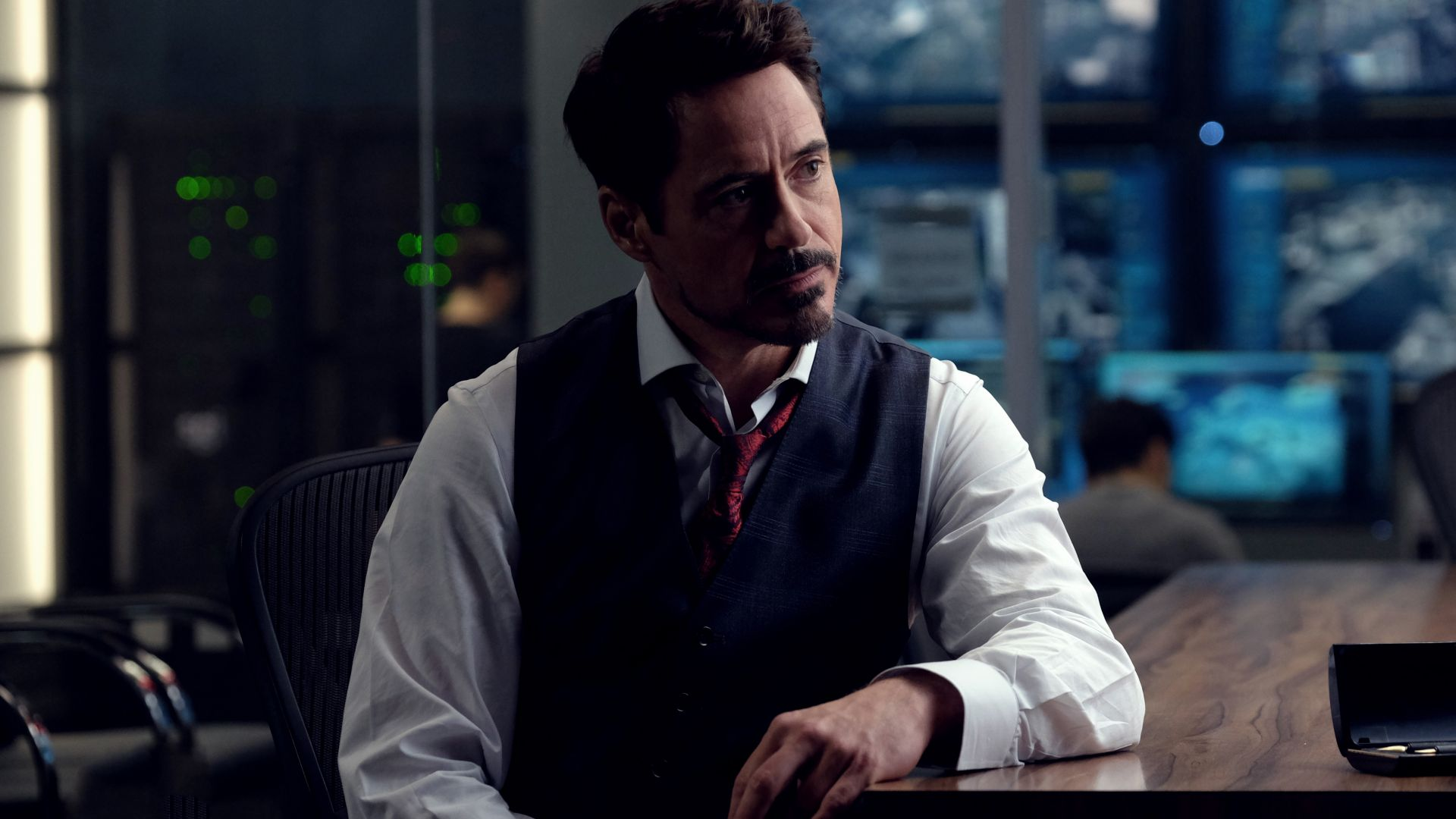 Avengers: Infinity War, Robert Downey Jr., Iron Man, Tony Stark, 4k (horizontal)