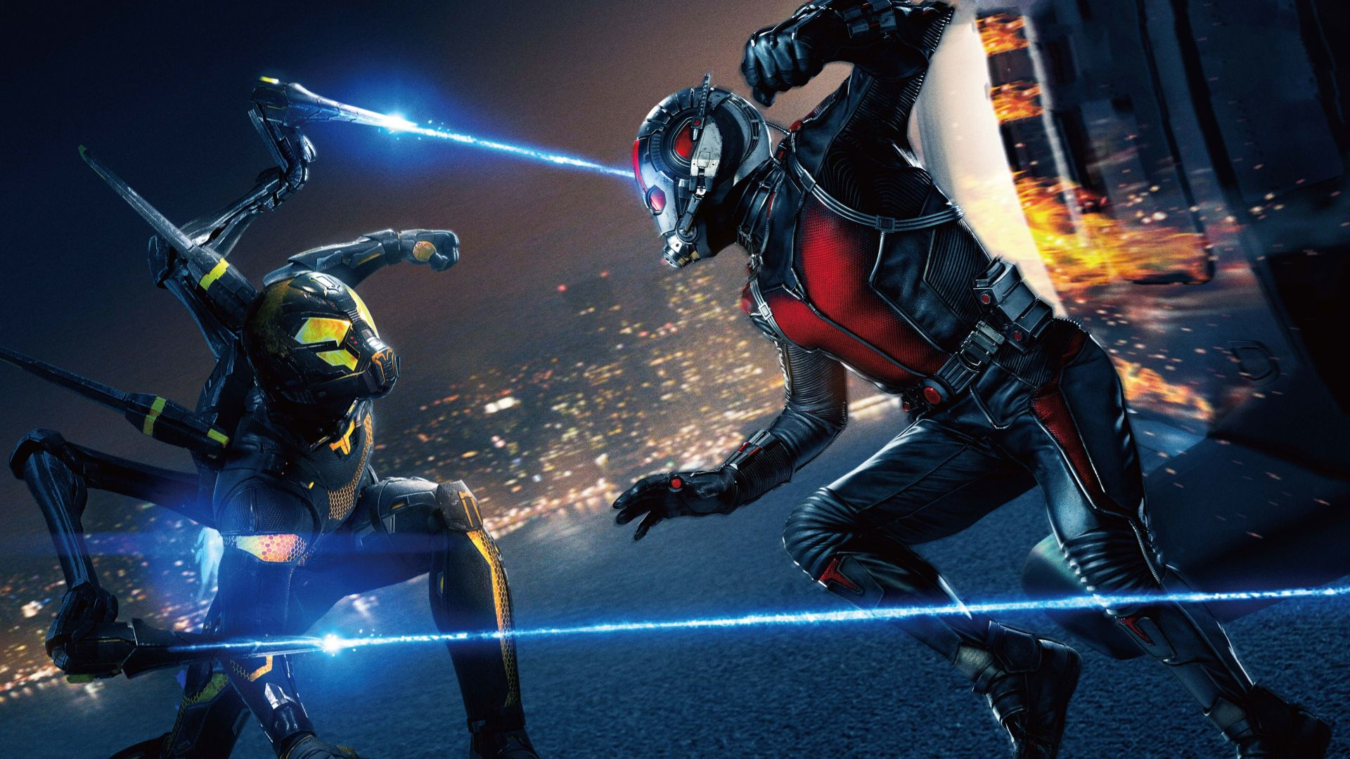 Ant-Man and the Wasp, poster, 5k (horizontal)