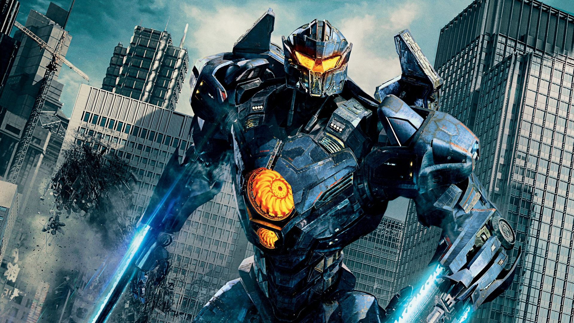 Pacific Rim: Uprising, 4k (horizontal)