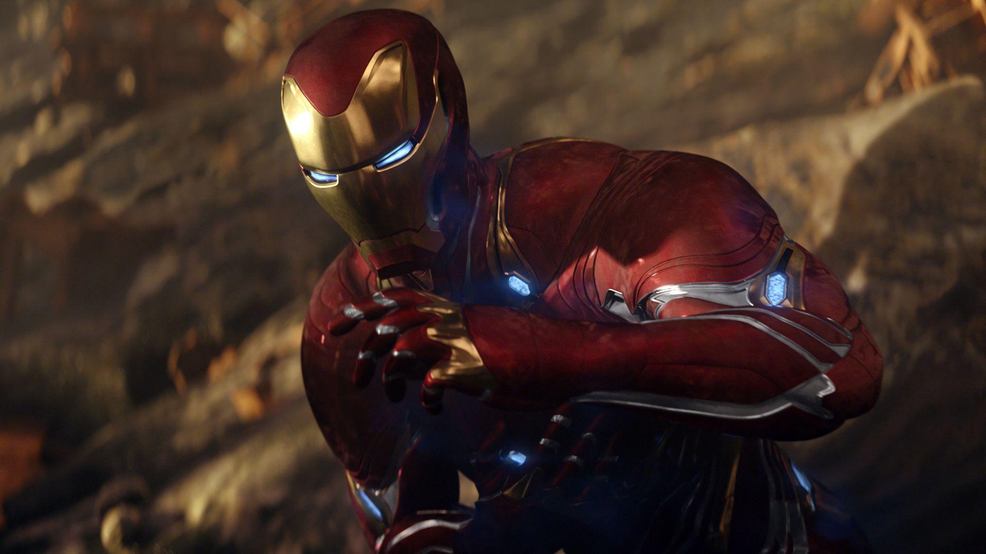 Wallpaper Avengers Infinity War Iron Man 4k Movies 17800