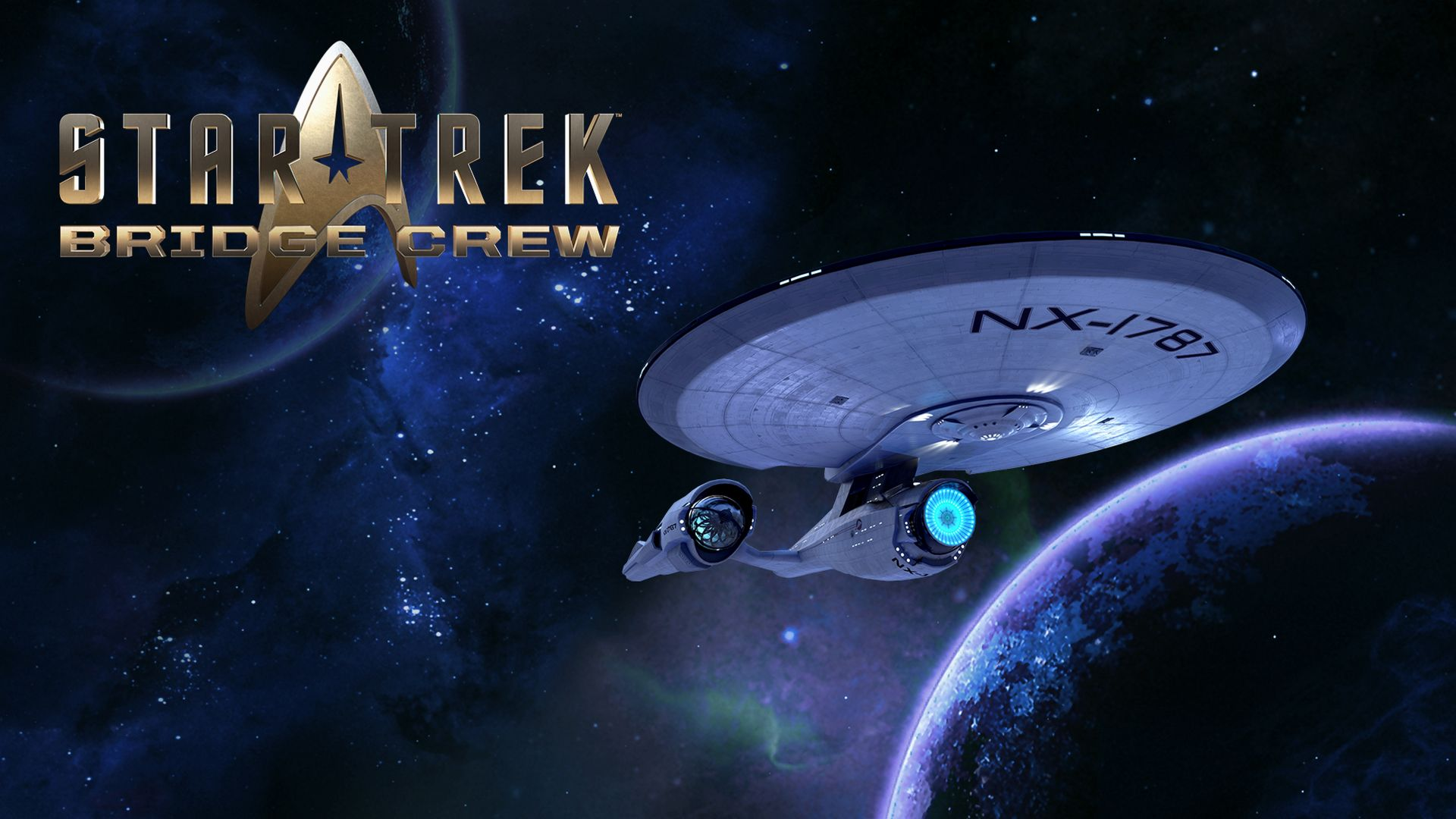 Star Trek: Bridge Crew, poster, VR, 4k (horizontal)